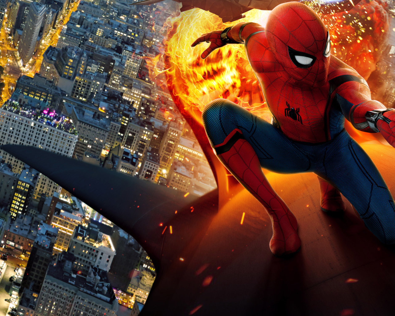 Movie Poster 2019: Spiderman Homecoming New Movie Poster Chinese, HD 4K Wallpaper