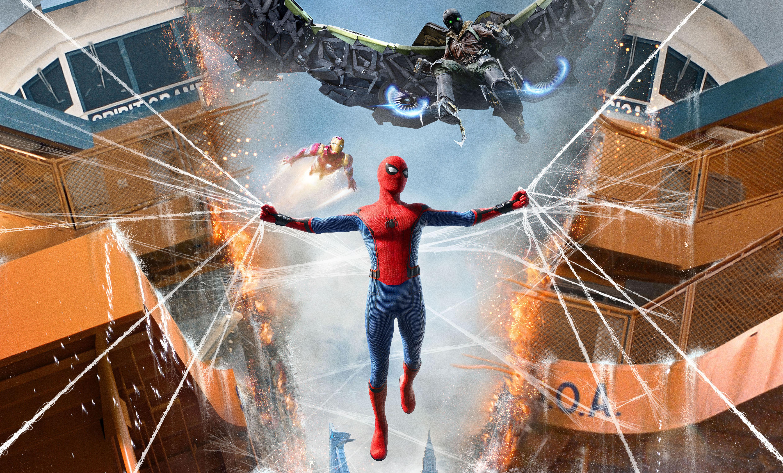 5120x2880 Spiderman Homecoming 5k Wallpaper Hd Movies 4k