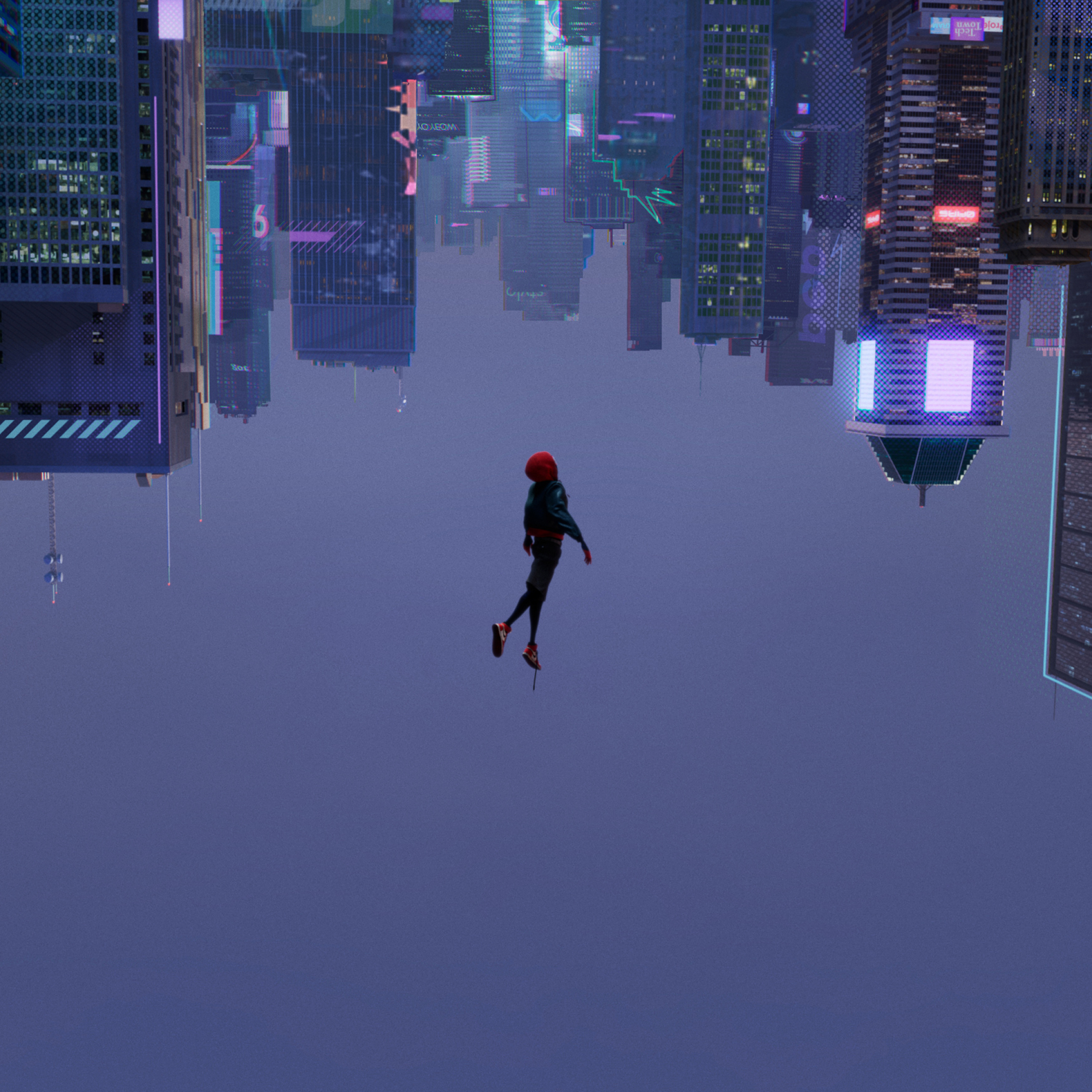 Spiderman Into The Spider Verse 2018, HD 4K Wallpaper