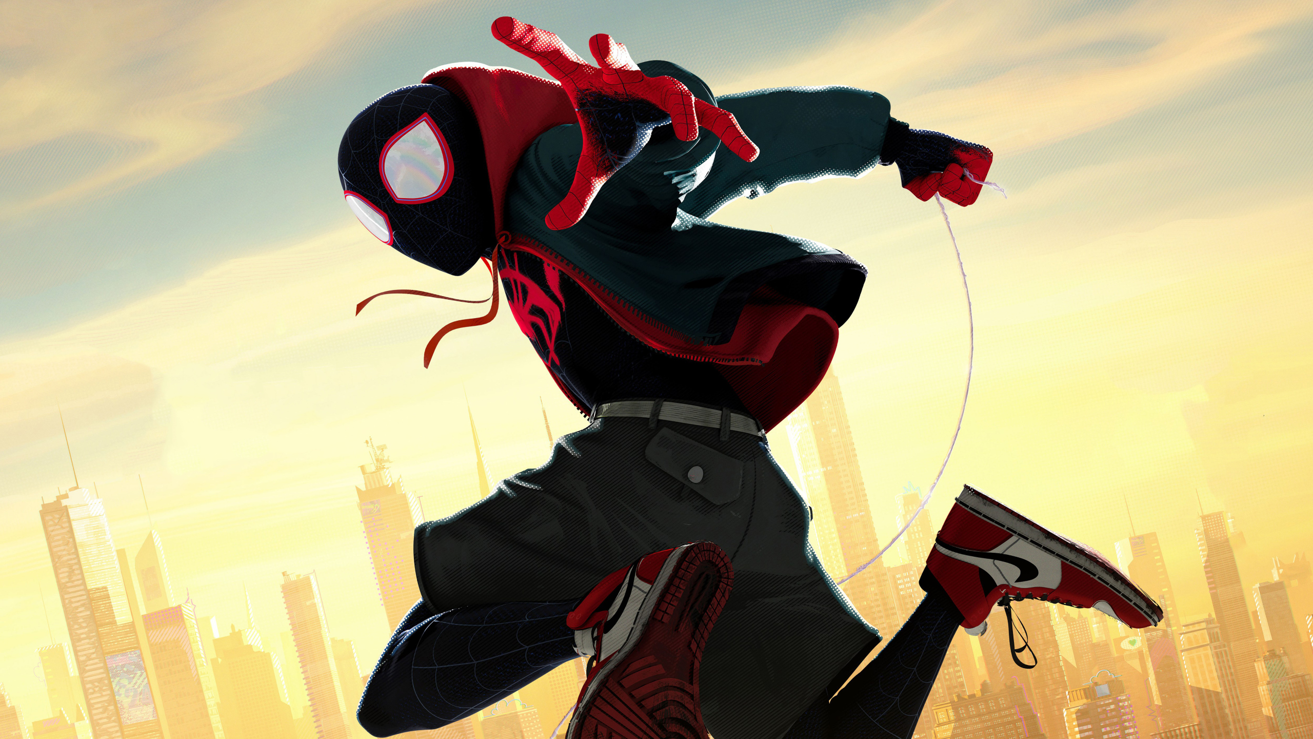 Download Spiderman Into The Spider Verse Movie Official