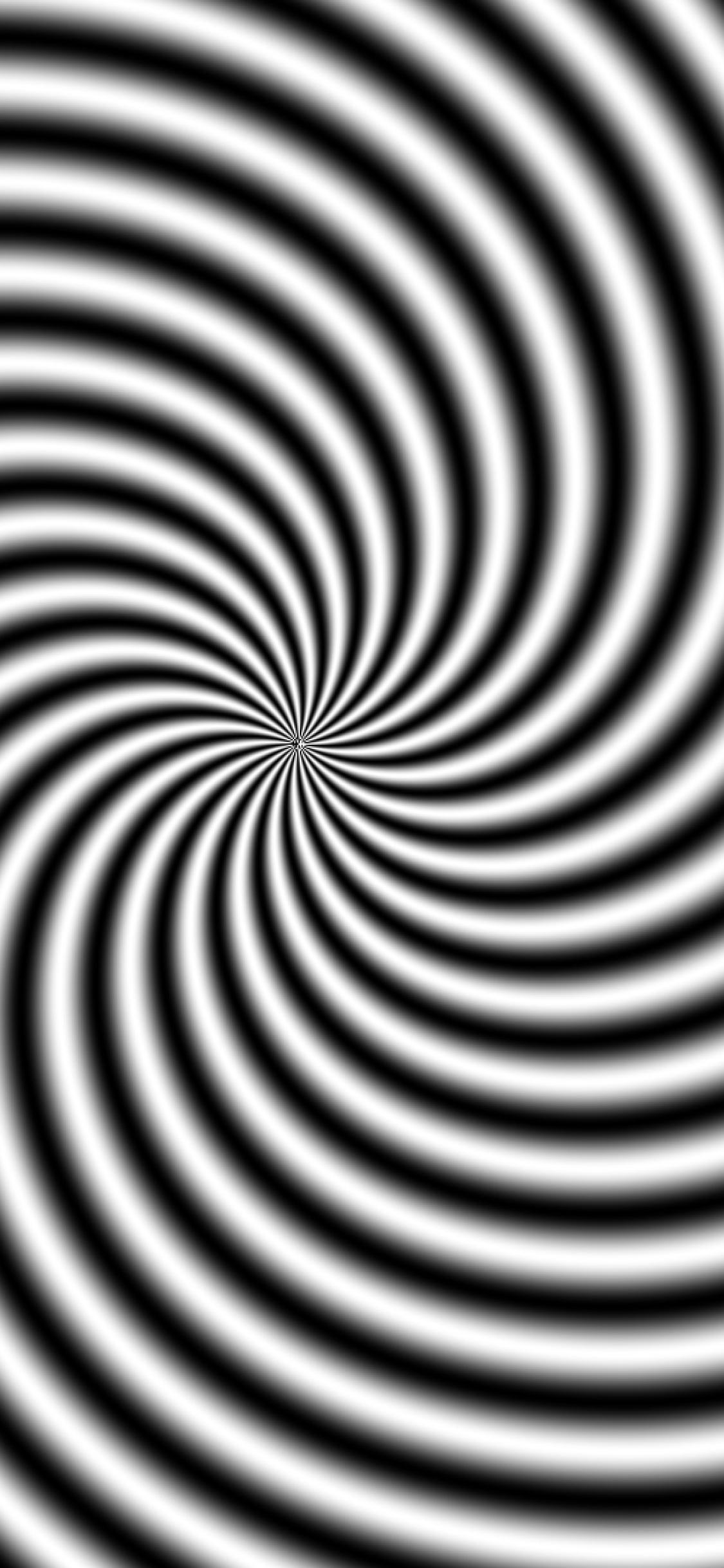 1125x2436 Spiral Optical Illusion Iphone XS,Iphone 10 ...