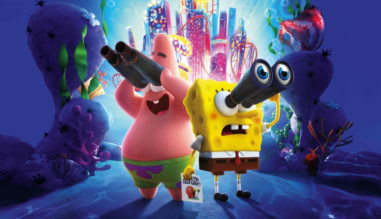 1336x768 SpongeBob 2020 HD Laptop Wallpaper, HD Movies 4K ...