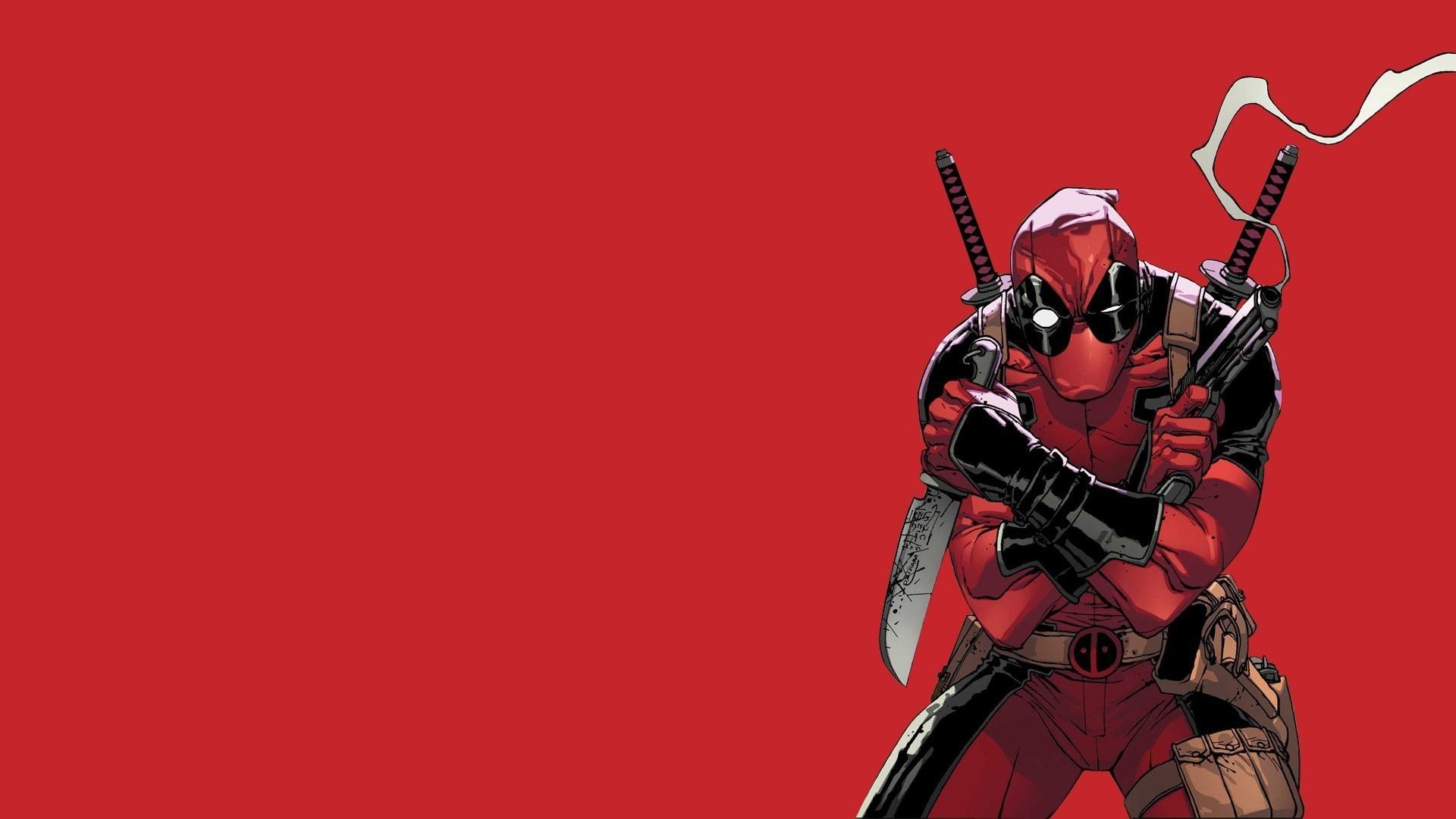 480+21x21 Spooky Minimal Deadpool 21x21 Resolution Wallpaper ...