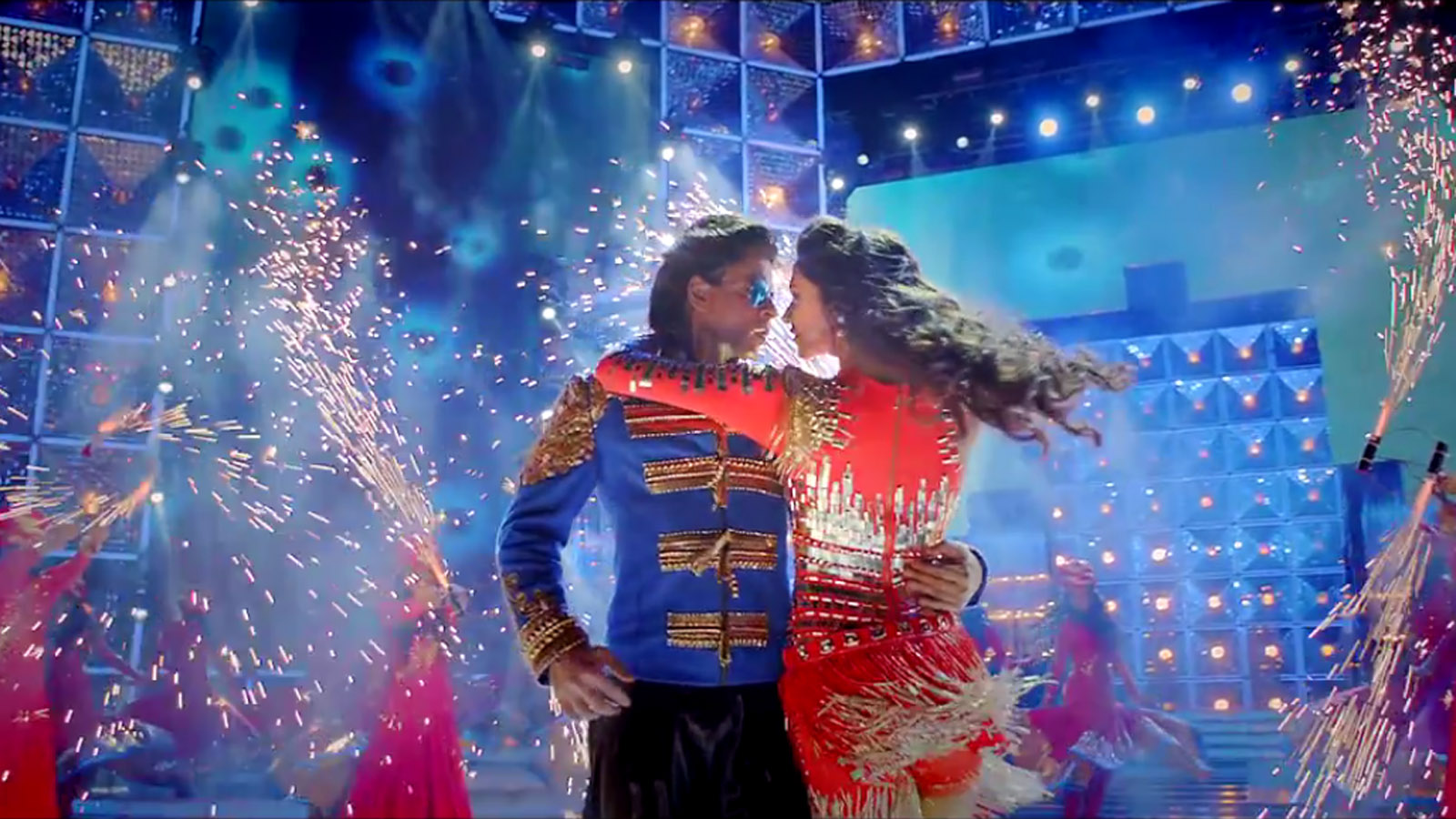 srk with deepika happy new year 2014 movie full hd wallpaper