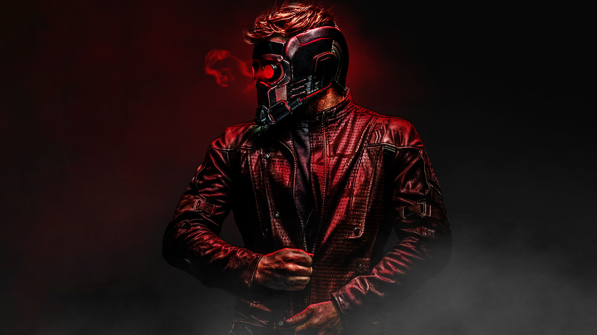 Guardians Of The Galaxy Star Lord Abstract Art 4k Hd: Download Star Lord Avengers Infinity War Art 2932x2932