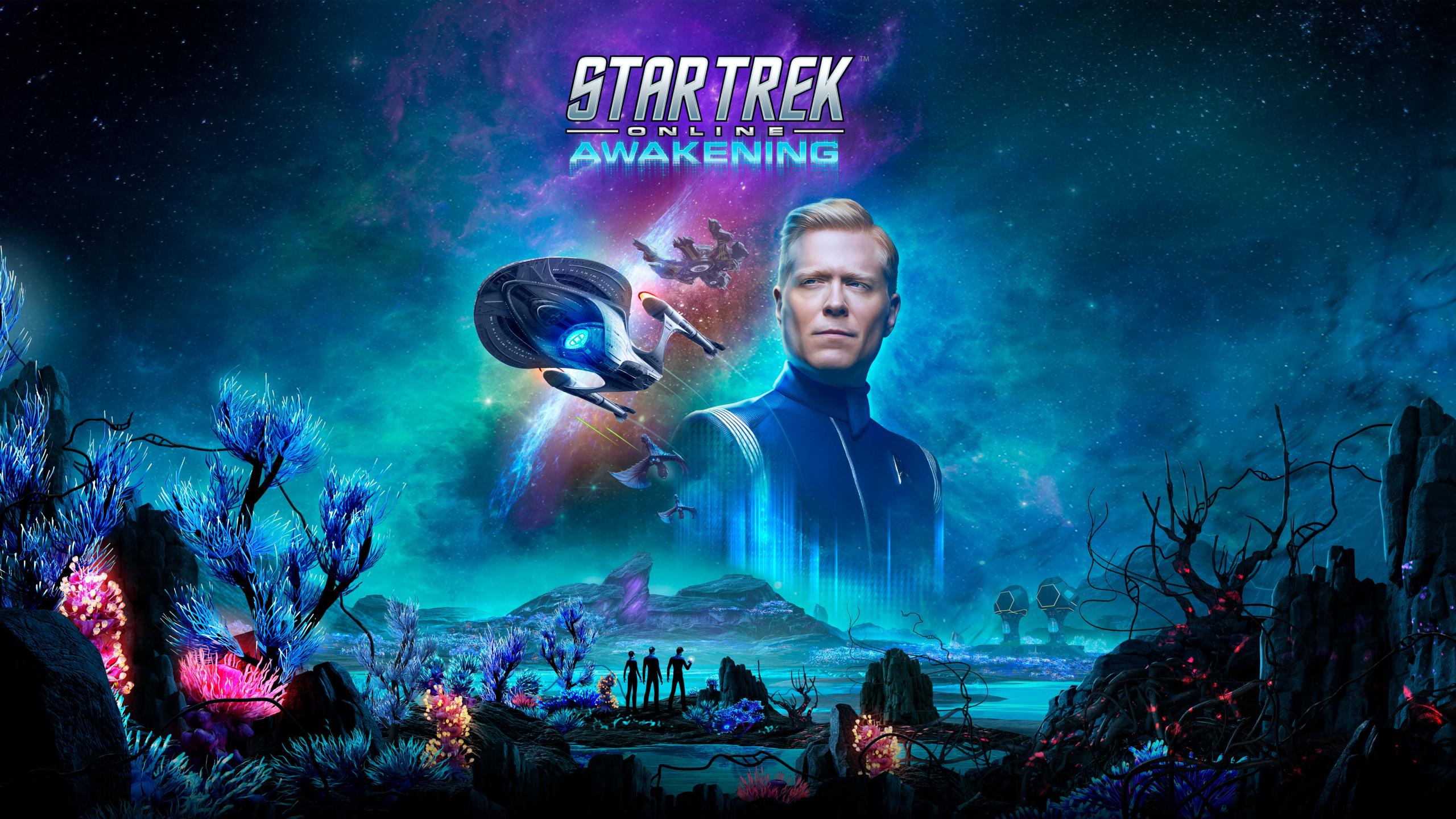 2560x1440 Star Trek Online 2019 1440P Resolution Wallpaper ...