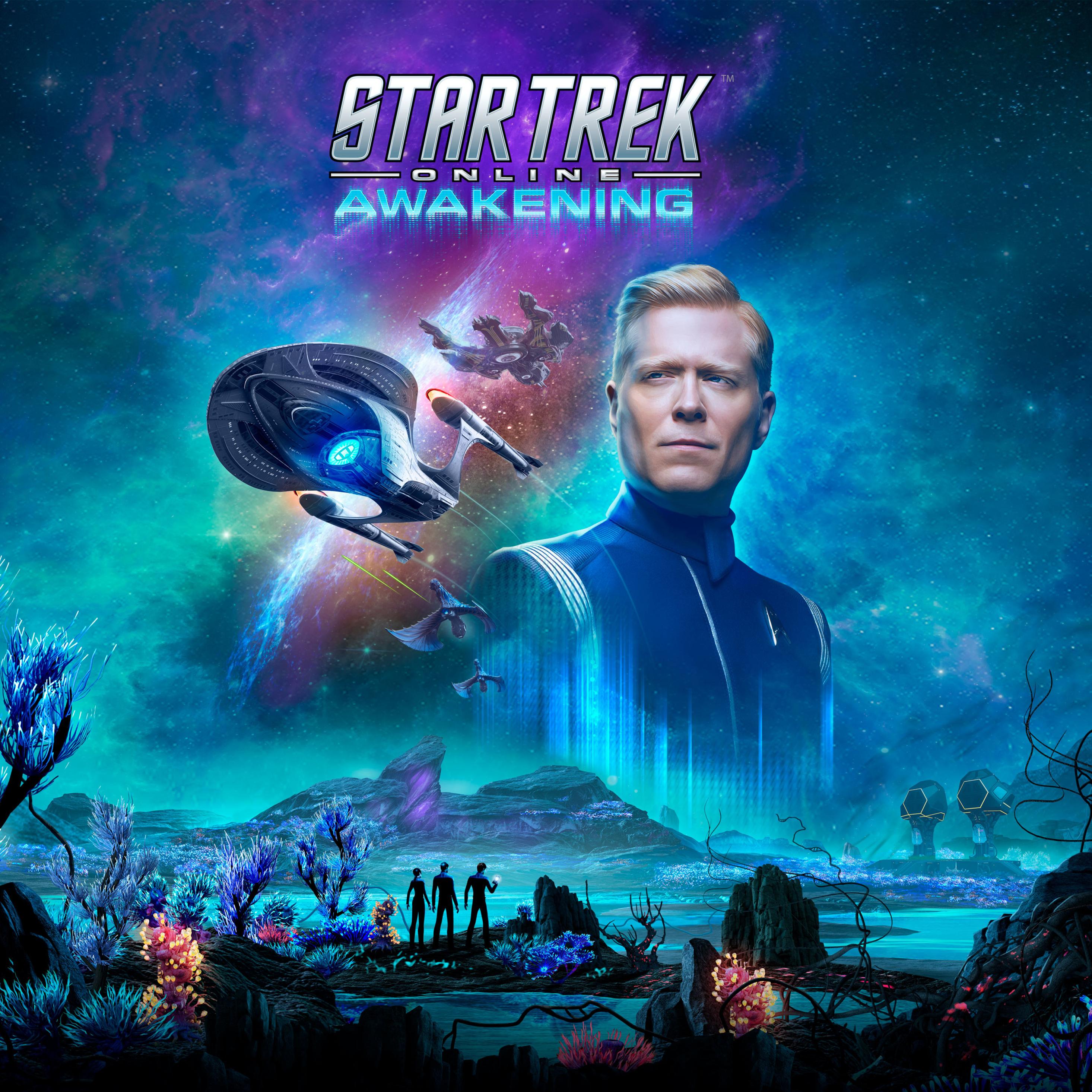 2932x2932 Star Trek Online 2019 Ipad Pro Retina Display ...
