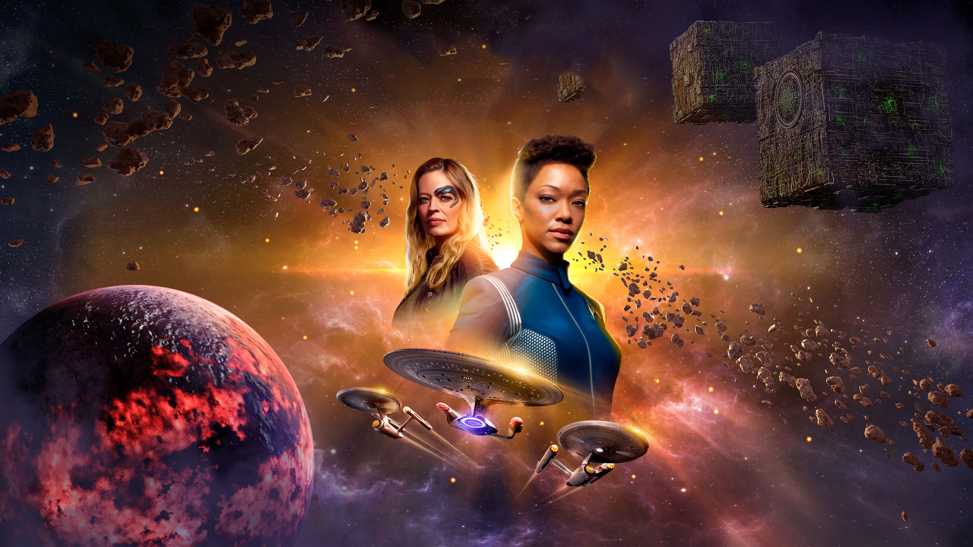 Star Trek Online 2020 Game Wallpaper, HD Games 4K