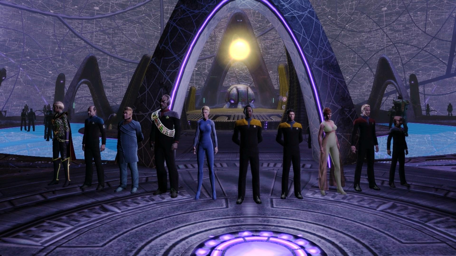 1600x900 Star Trek Online Rise of Discovery 2019 Team ...