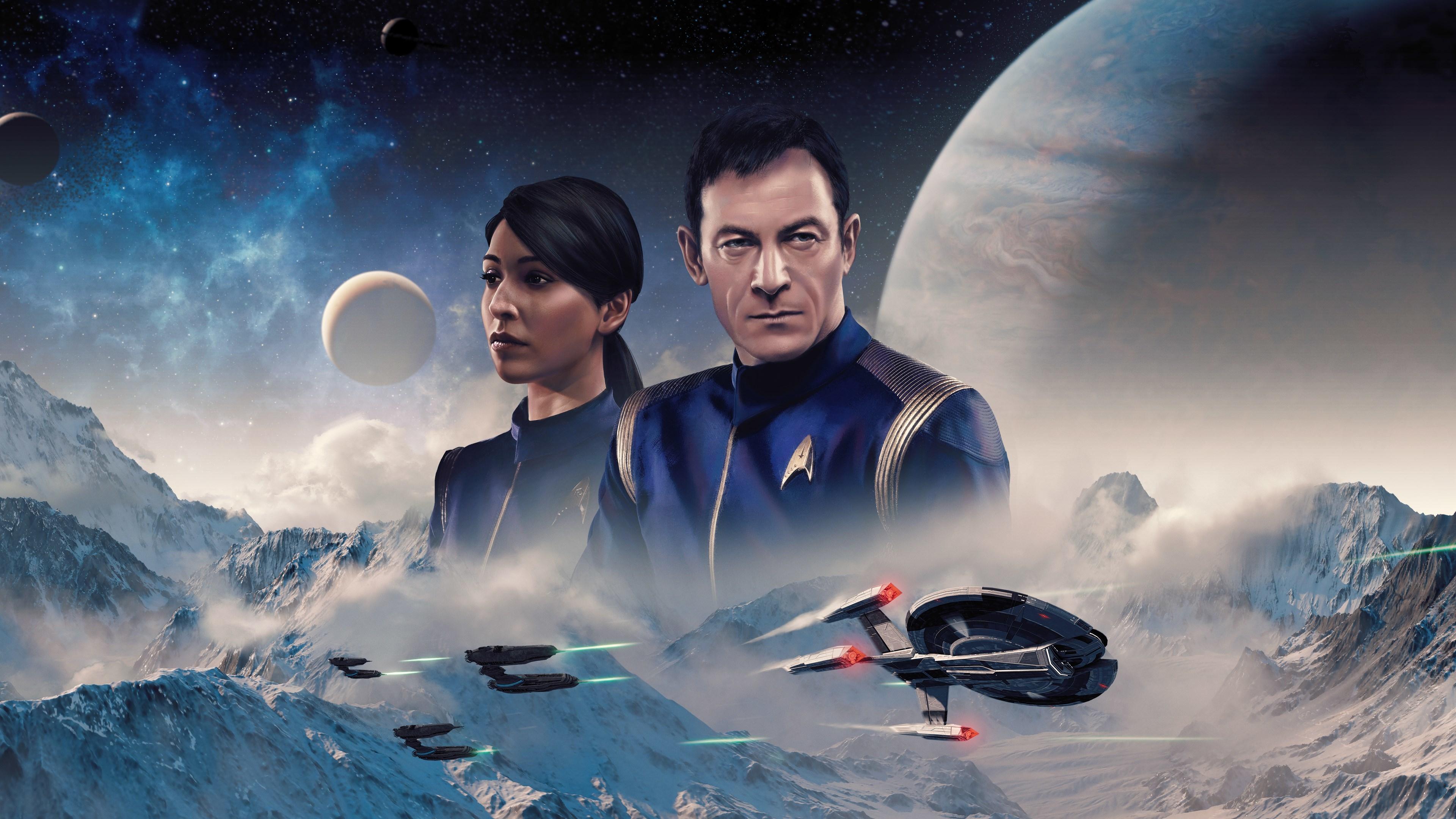 Star Trek Online Rise of Discovery Wallpaper, HD Games 4K ...