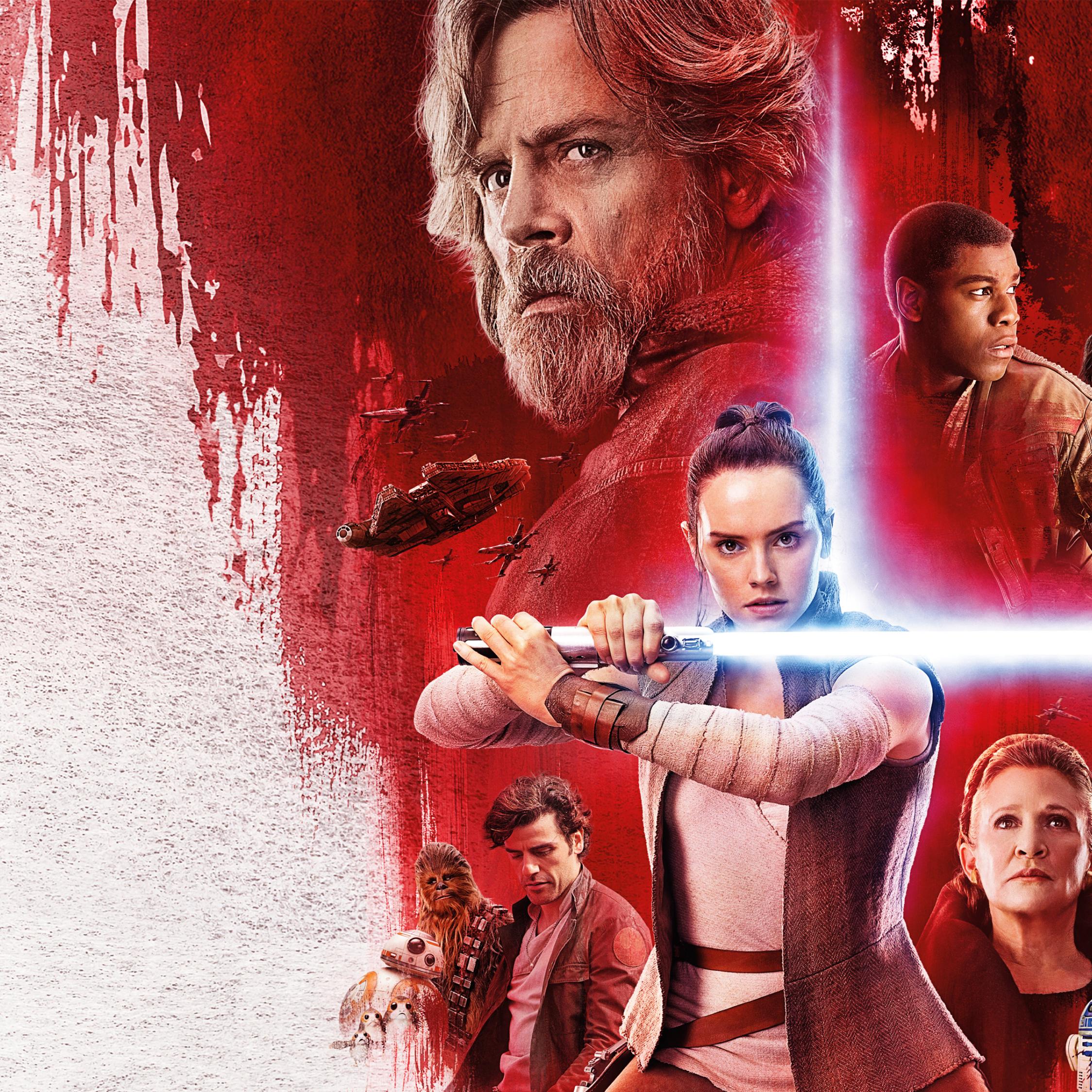 Jedi Wallpaper: Star Wars 8 Poster, HD 4K Wallpaper