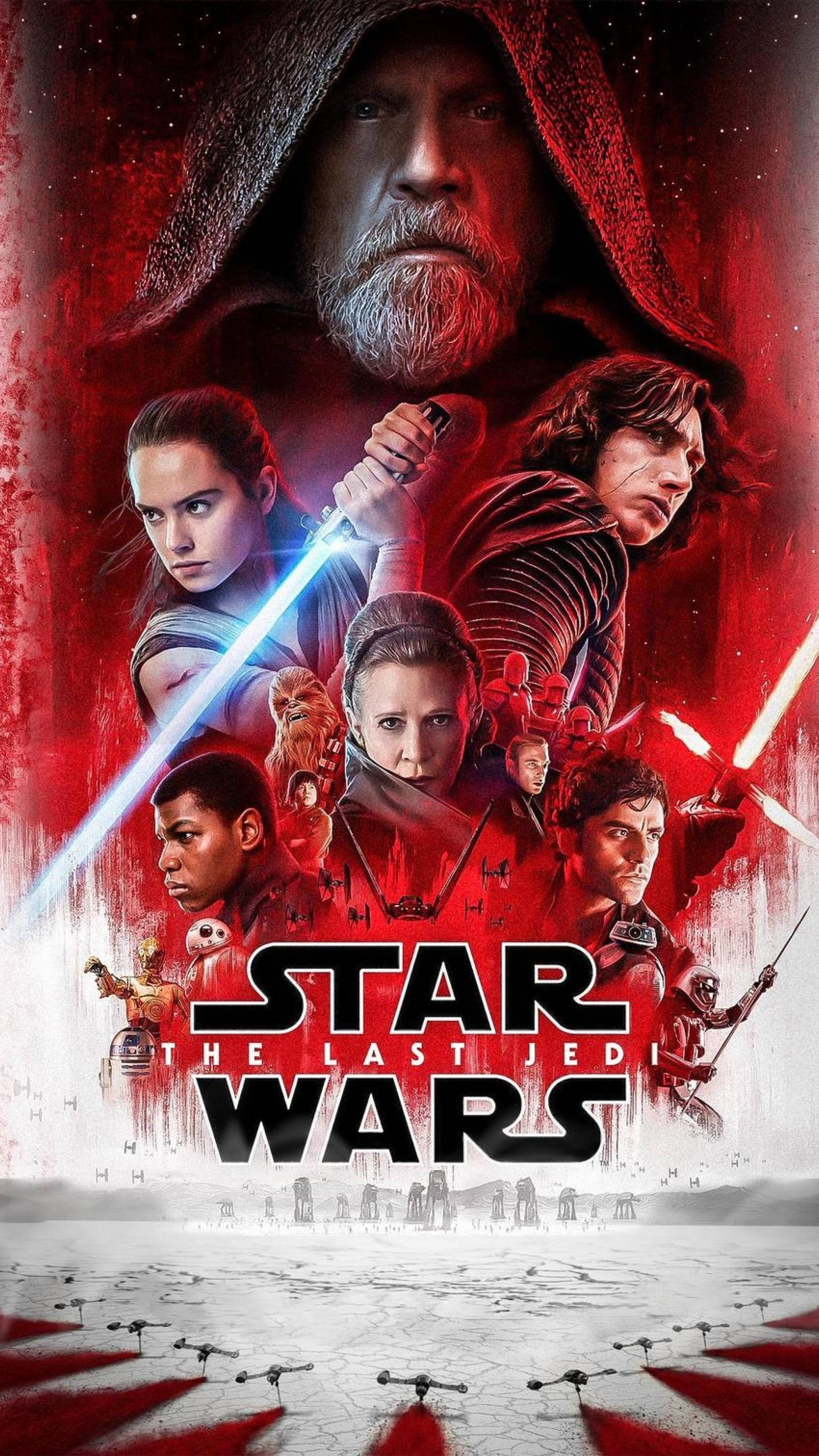 Star wars 8 the last jedi 2017 full hd 2k wallpaper - Jedi wallpaper ...