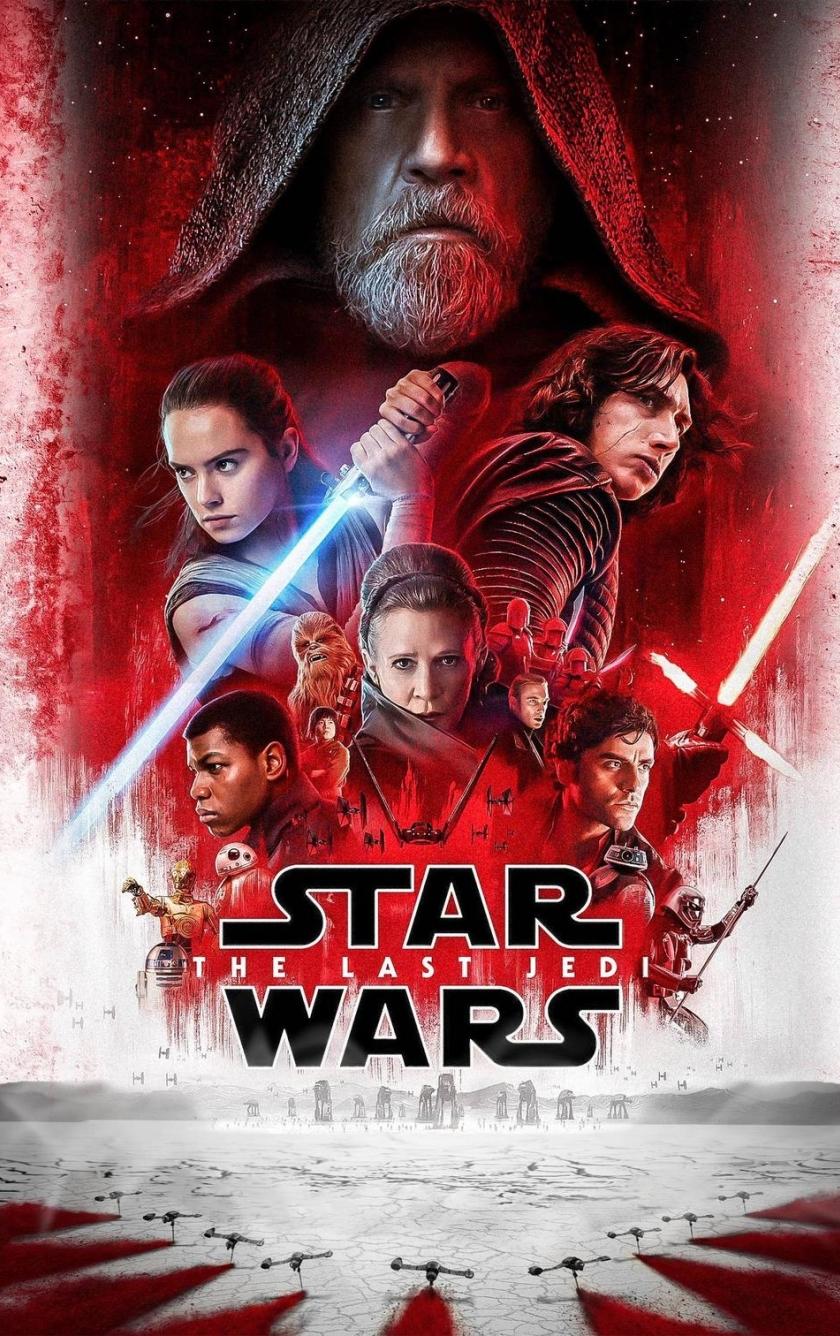 Star wars 8 the last jedi 2017 full hd 2k wallpaper - Star wars the last jedi wallpaper ...