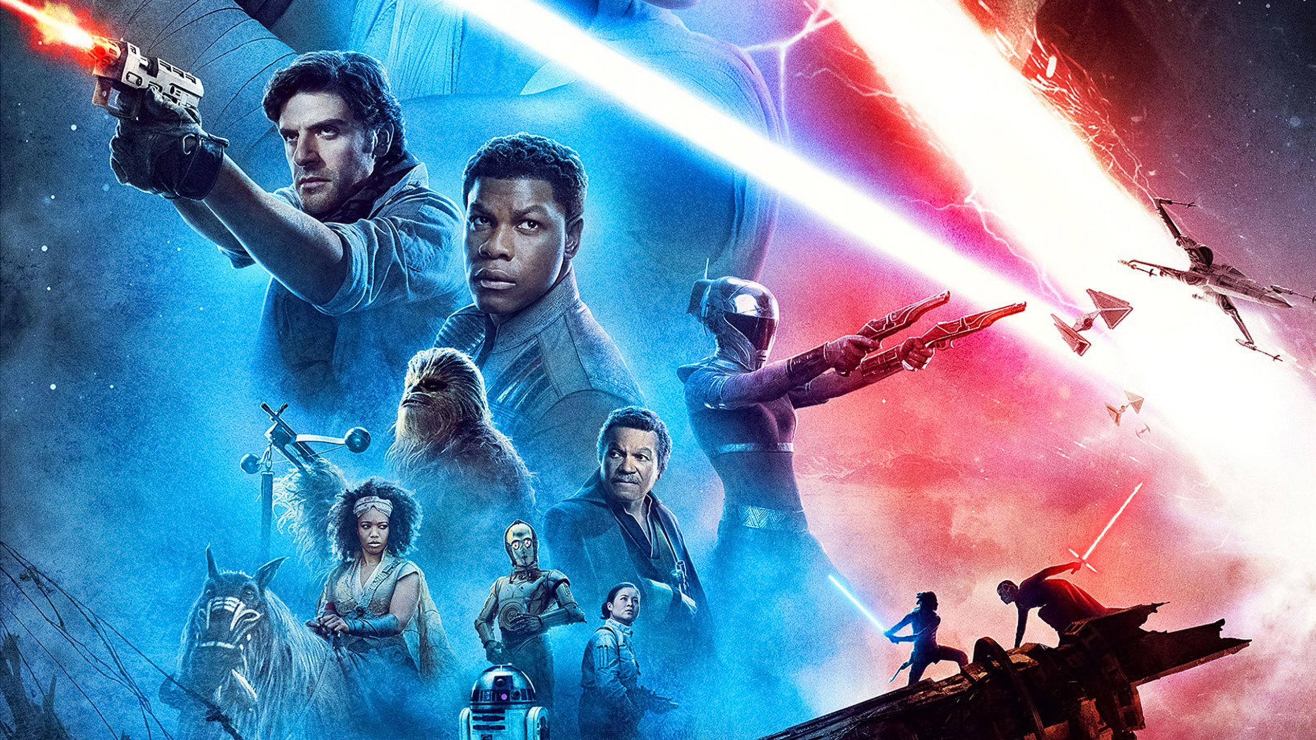 2560x1440 Star Wars 9 Poster 1440p Resolution Wallpaper Hd Movies 4k Wallpapers Images Photos And Background