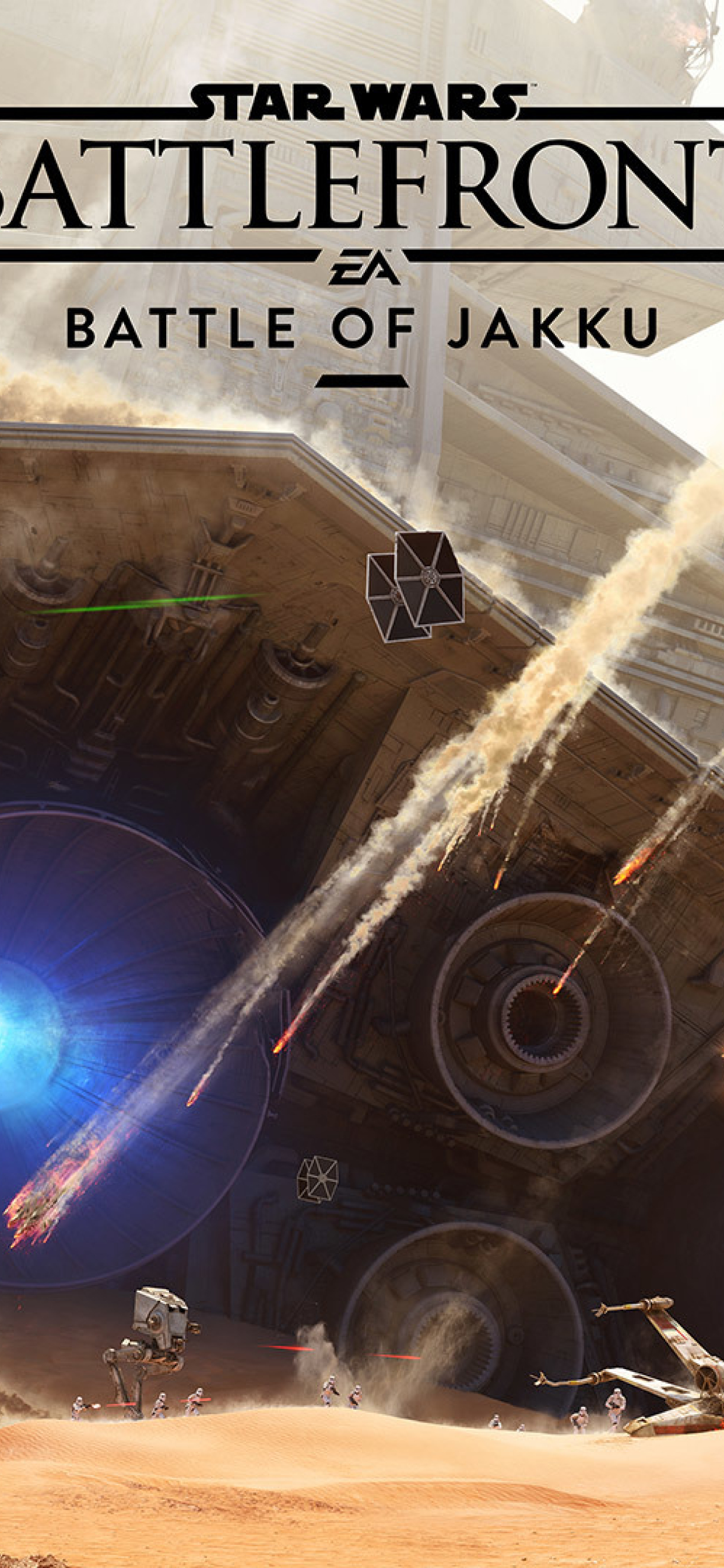 1242x2688 Star Wars Battlefront Battle Of Jakku Iphone Xs Max Wallpaper Hd Games 4k Wallpapers Images Photos And Background