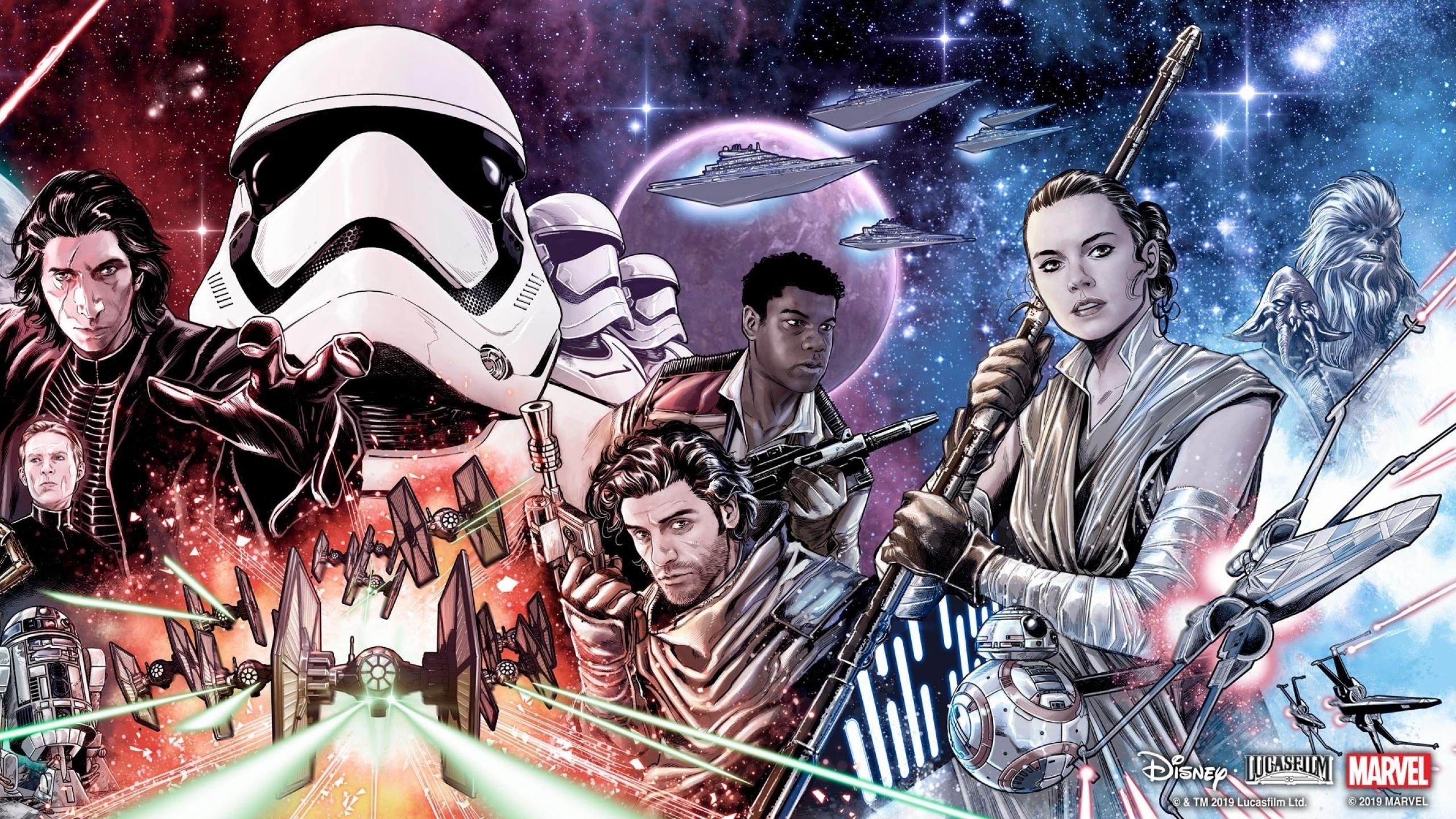 2560x1440 Star Wars Concept Art 1440p Resolution Wallpaper Hd