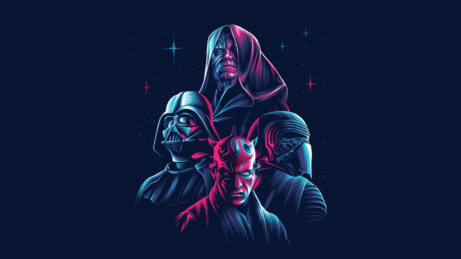 1600x900 Star Wars Dark Side 1600x900 Resolution Wallpaper Hd