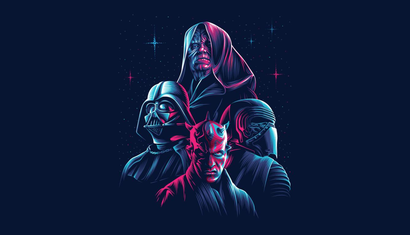 star wars dark