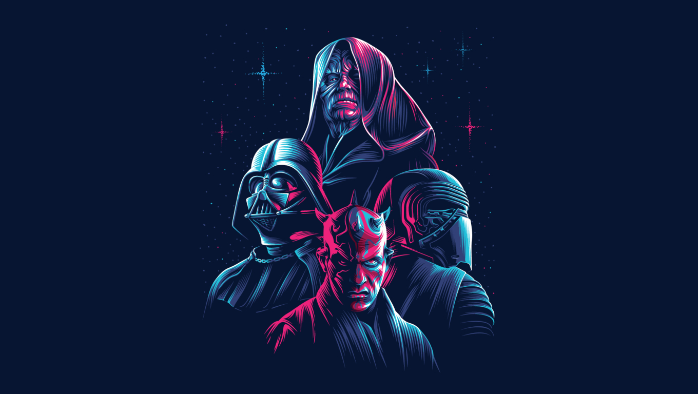 star wars dark