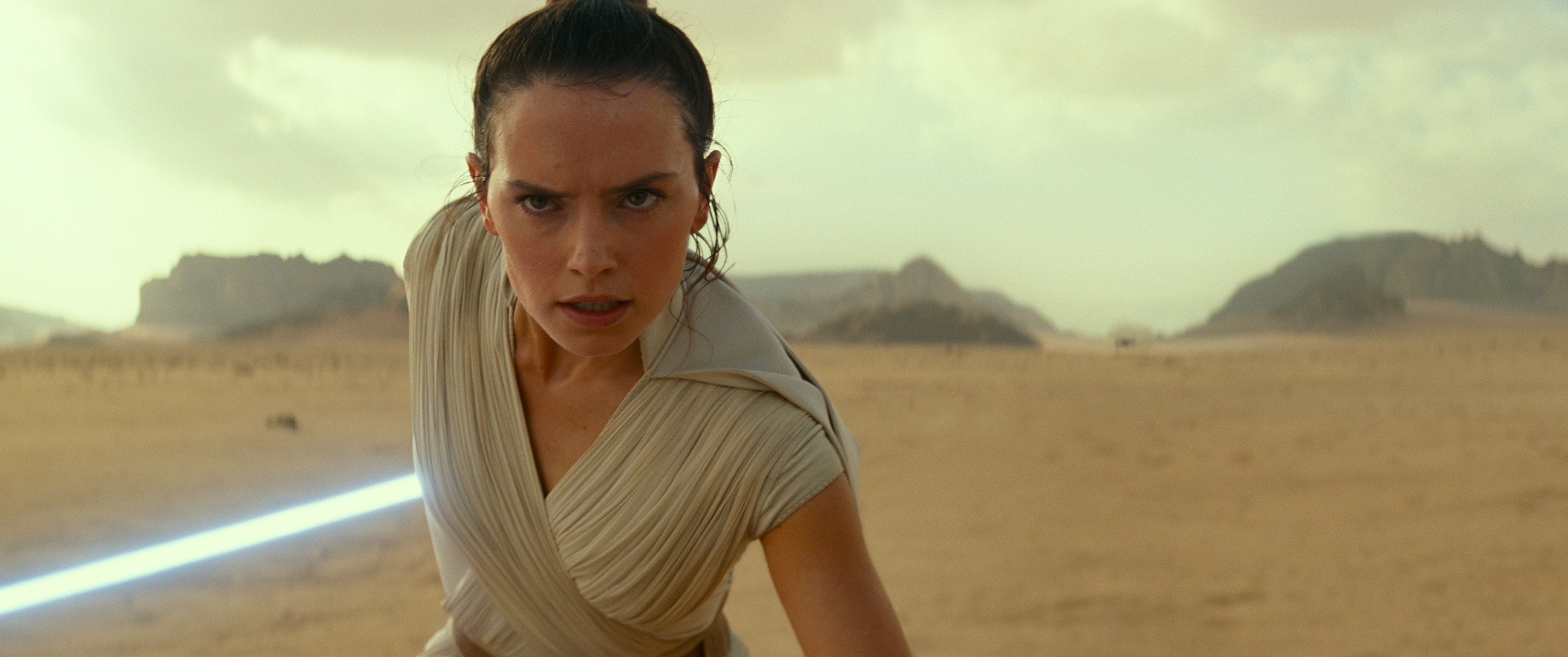 2560x1024 Star Wars Episode Ix Daisy Ridley 2560x1024 Resolution Wallpaper Hd Movies 4k Wallpapers Images Photos And Background