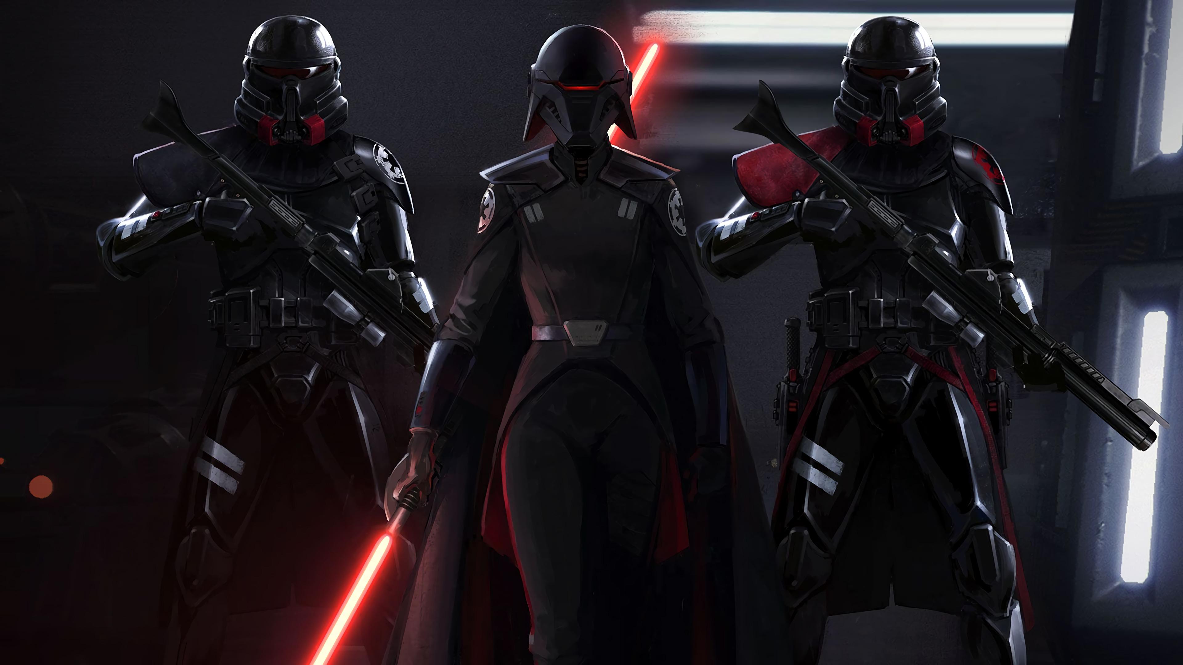 Star Wars Jedi Fallen Order 4k Wallpaper Hd Games 4k