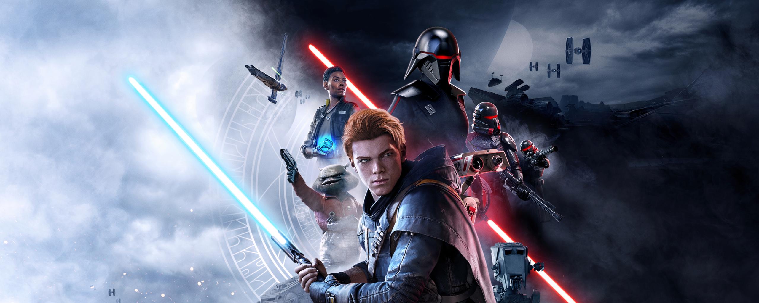 2560x1024 Star Wars Jedi Fallen Order Poster 2019 ...