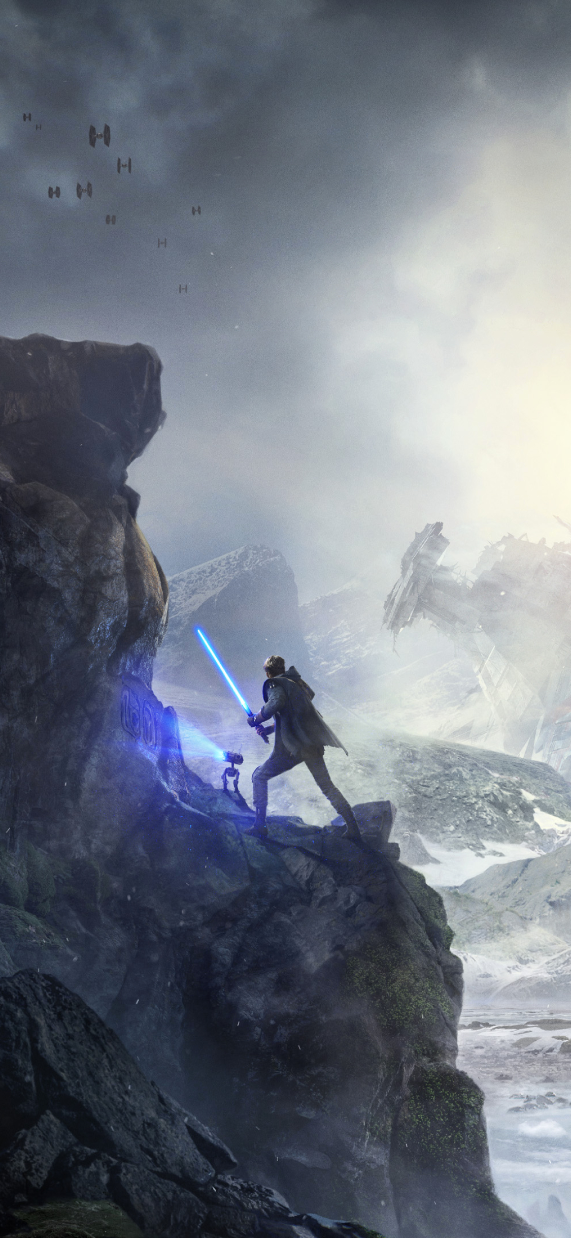 1125x2436 Star Wars Jedi Fallen Order Iphone Xs Iphone 10 Iphone X Wallpaper Hd Games 4k Wallpapers Images Photos And Background