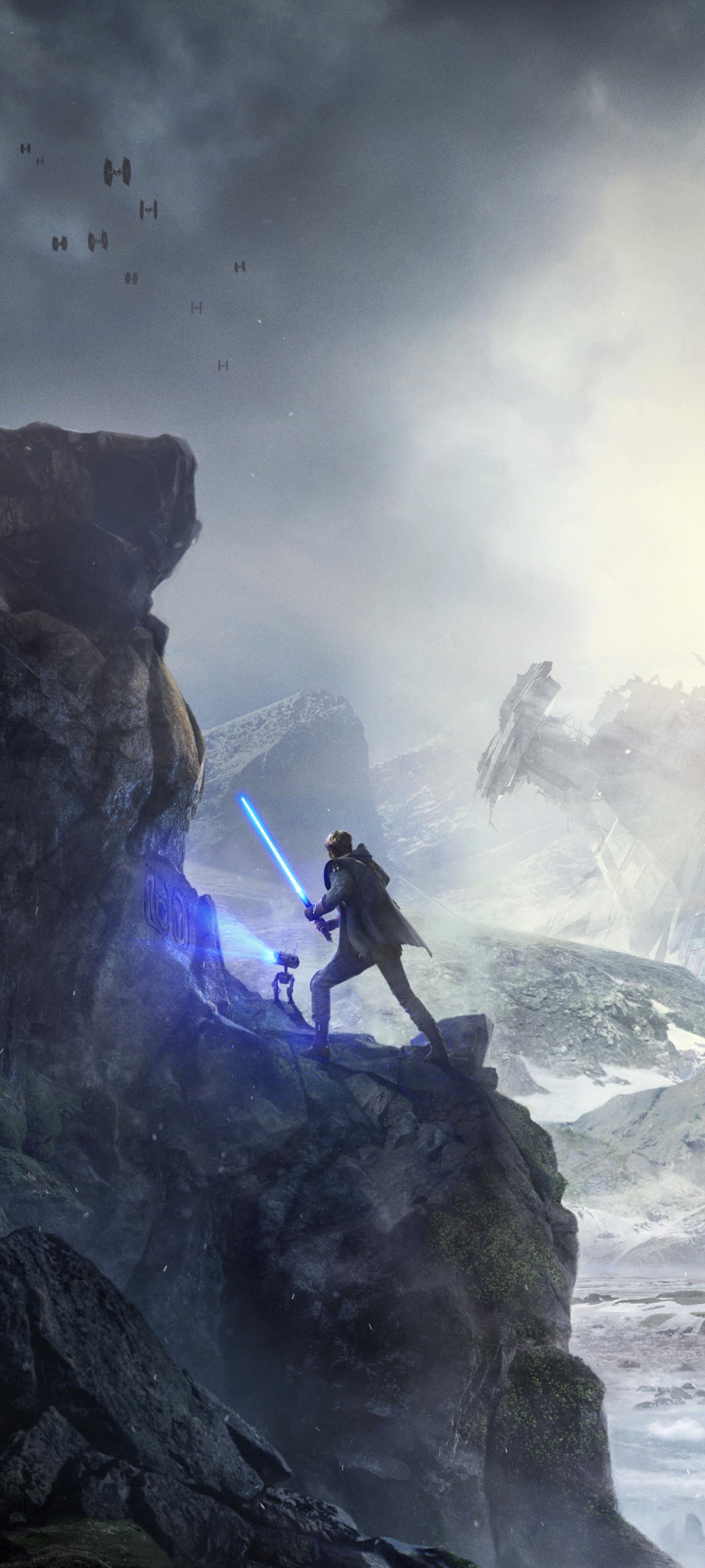1440x3200 Star Wars Jedi Fallen Order 1440x3200 Resolution ...