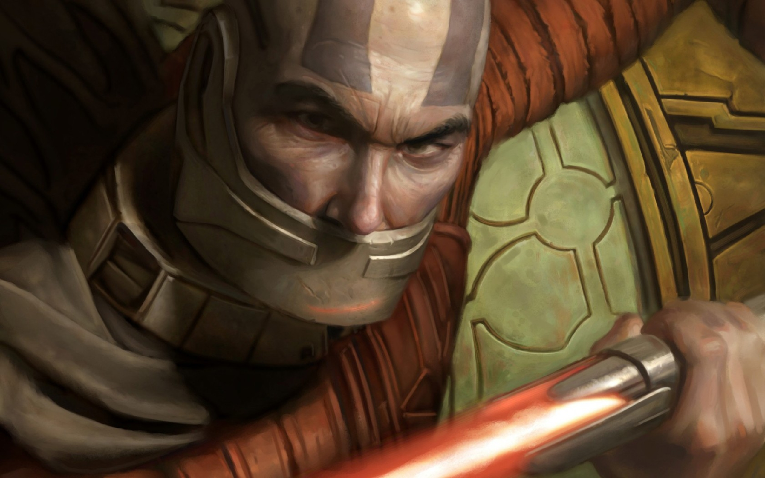 2560x1600 Star Wars Knights Of The Old Republic Game 2560x1600