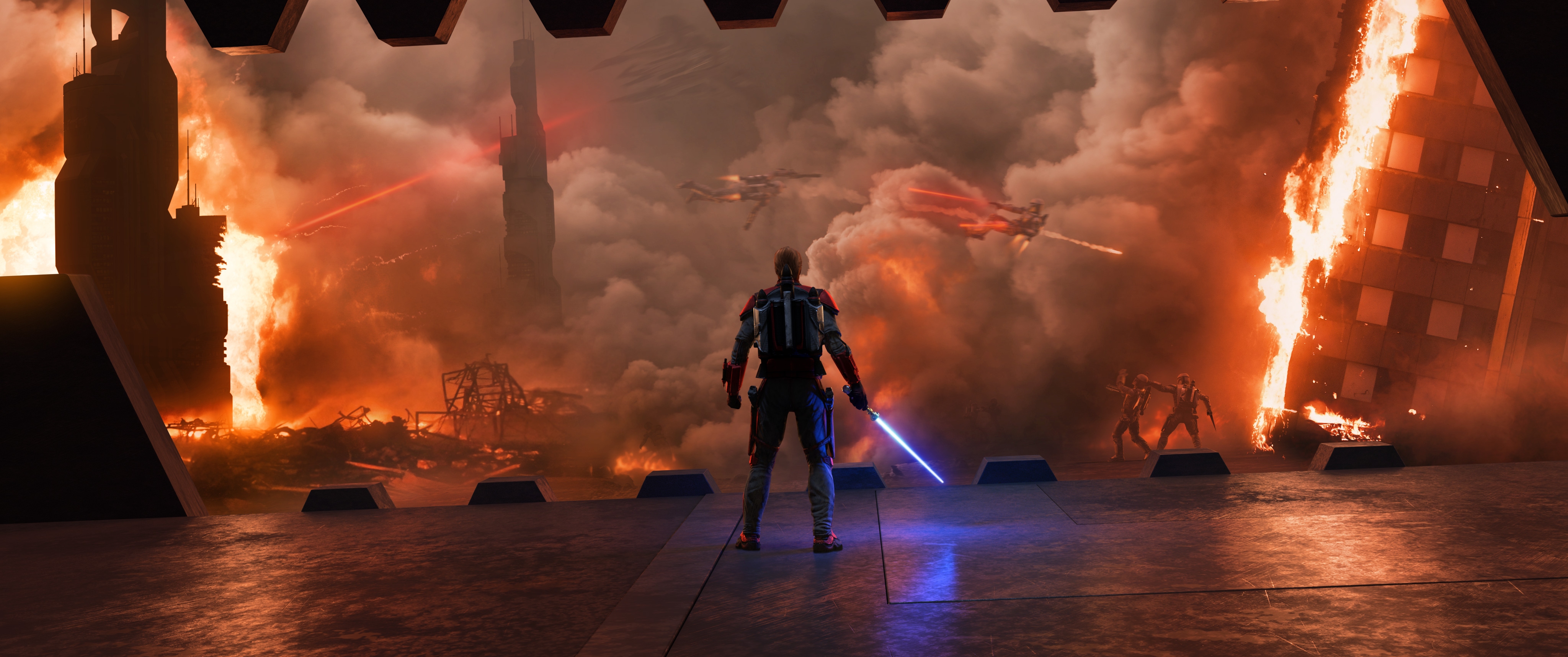 1440x3120 Star Wars Siege Of Mandalore 1440x3120 Resolution Wallpaper Hd Artist 4k Wallpapers Images Photos And Background