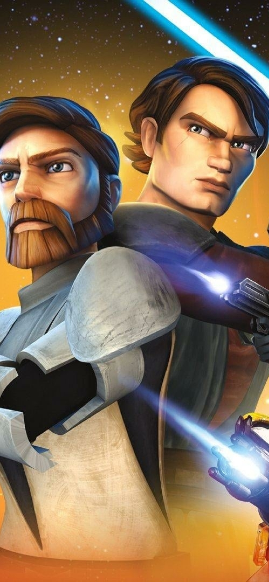 1125x2436 Star Wars The Clone Wars Season 7 Iphone Xs Iphone 10 Iphone X Wallpaper Hd Tv Series 4k Wallpapers Images Photos And Background