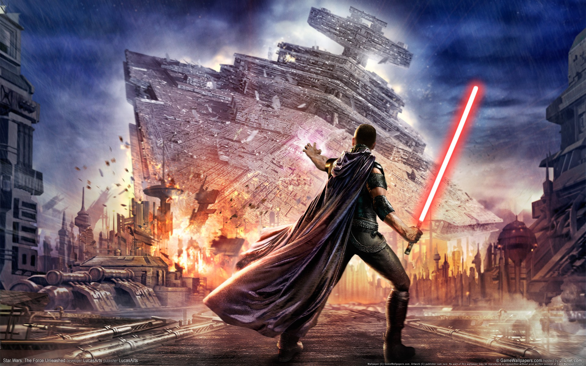 1360x768 Star Wars The Force Unleashed Lightsaber Desktop Laptop Hd Wallpaper Hd Games 4k Wallpapers Images Photos And Background