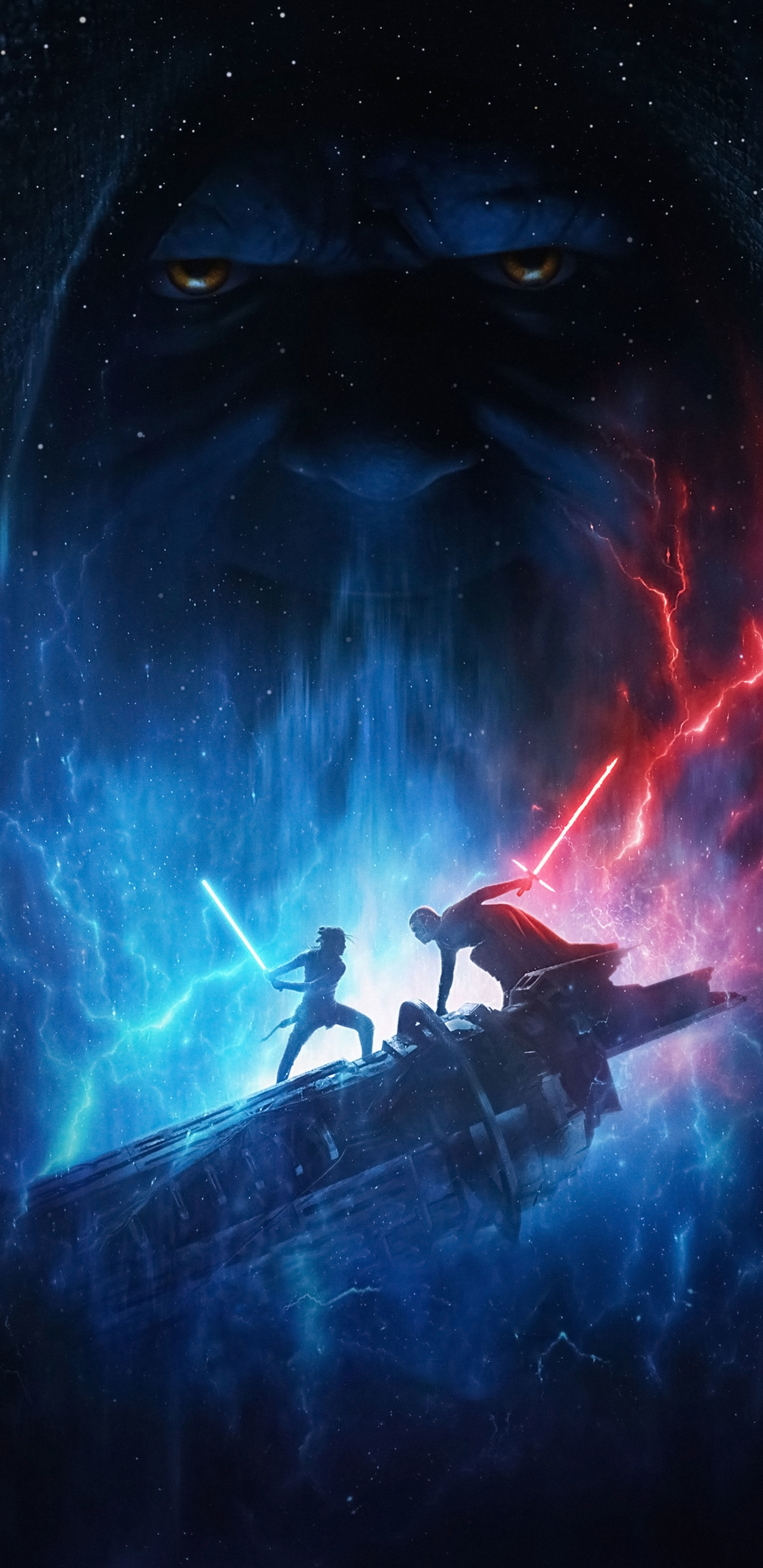 1440x2960 Star Wars The Rise Of Skywalker Samsung Galaxy Note 9 8 S9 S8 S8 Qhd Wallpaper Hd Movies 4k Wallpapers Images Photos And Background