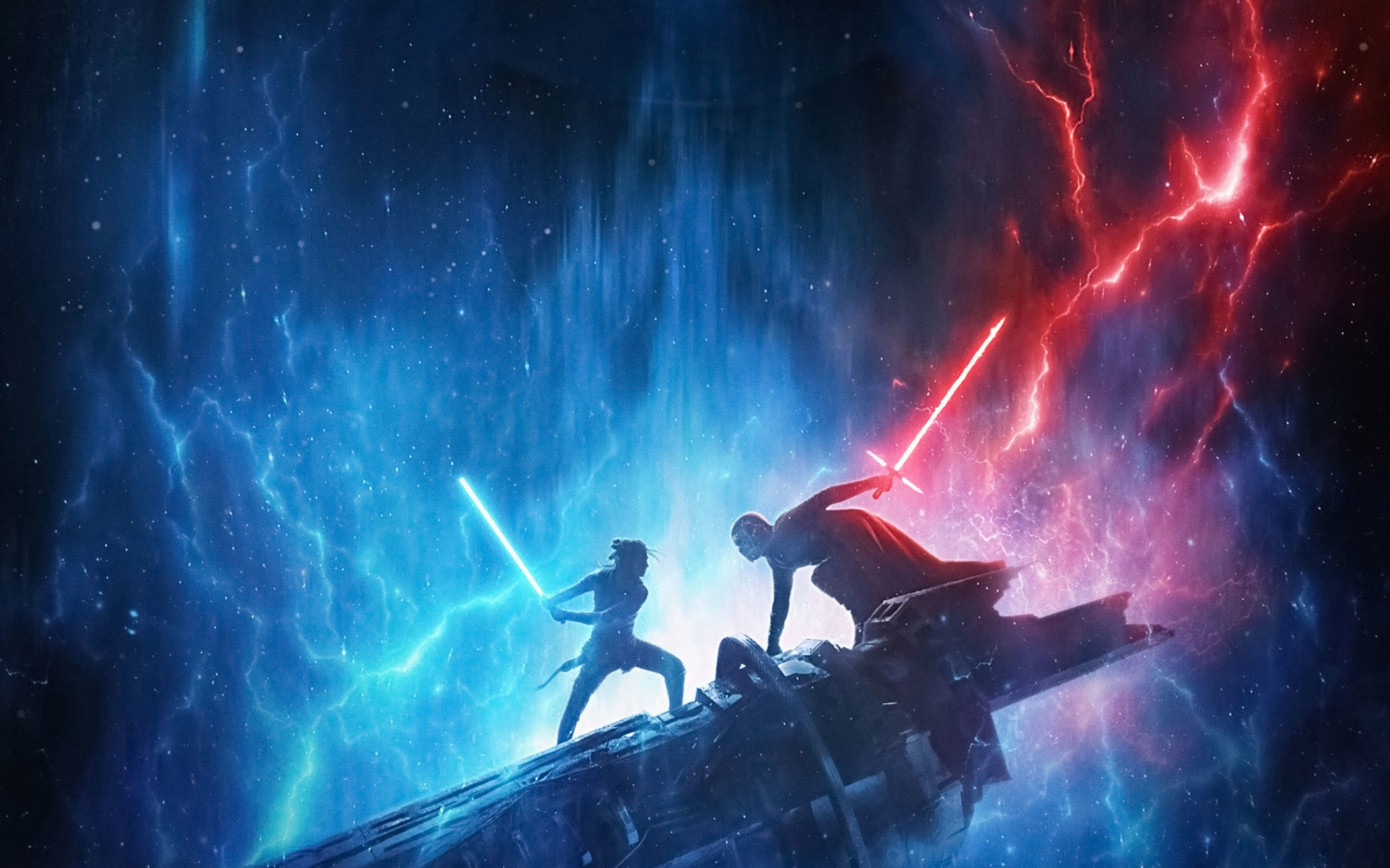 2880x1800 Star Wars The Rise Of Skywalker Macbook Pro Retina Wallpaper Hd Movies 4k Wallpapers Images Photos And Background