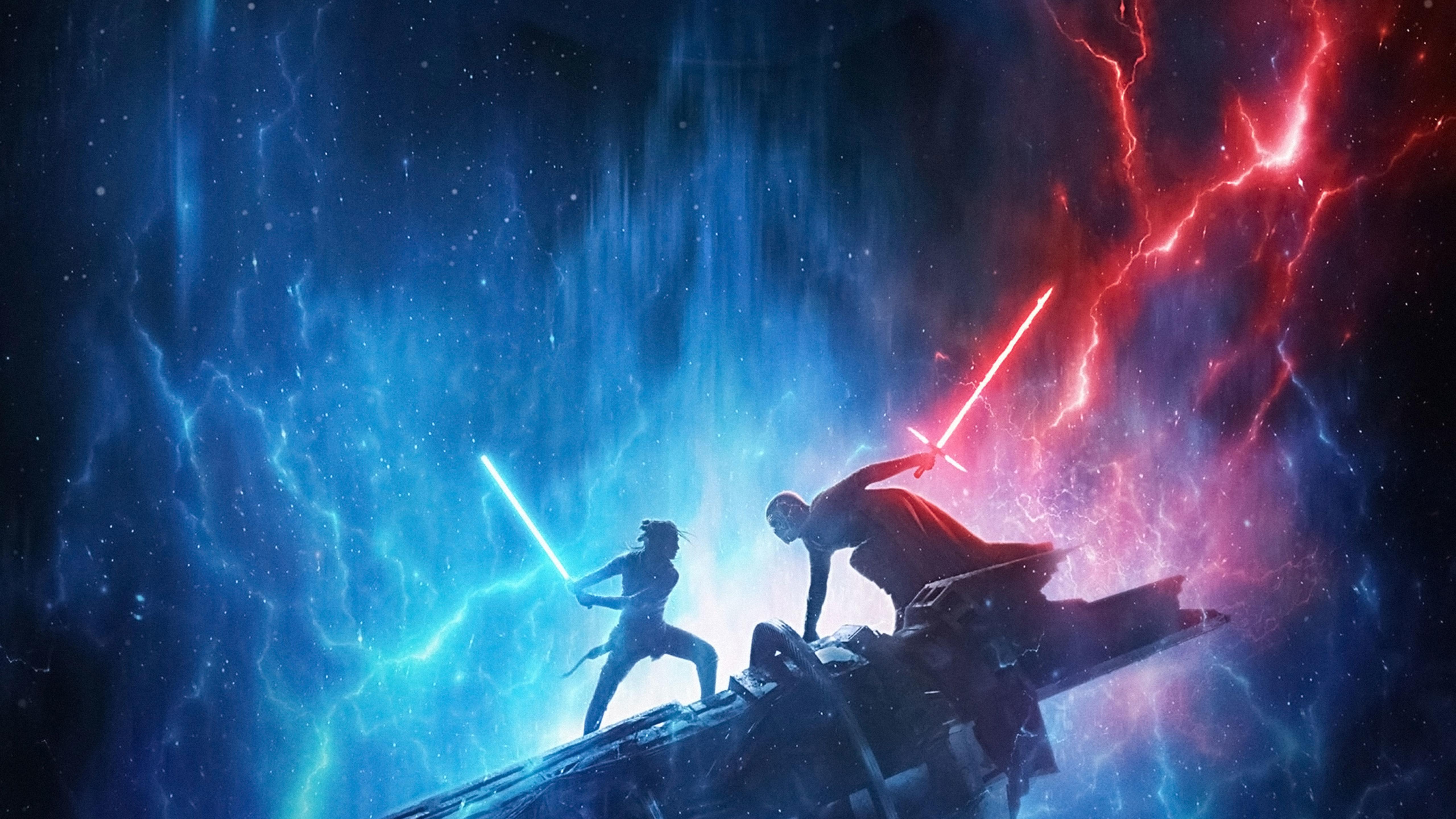 5120x2880 Star Wars The Rise Of Skywalker 5k Wallpaper Hd Movies