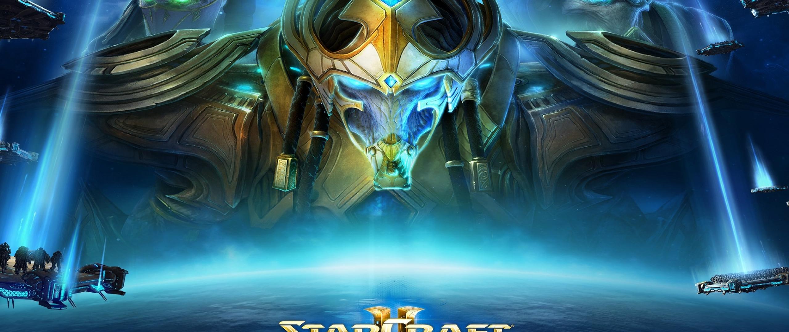 2560x1080 Starcraft Ii Legacy Of The Void Starcraft 2015