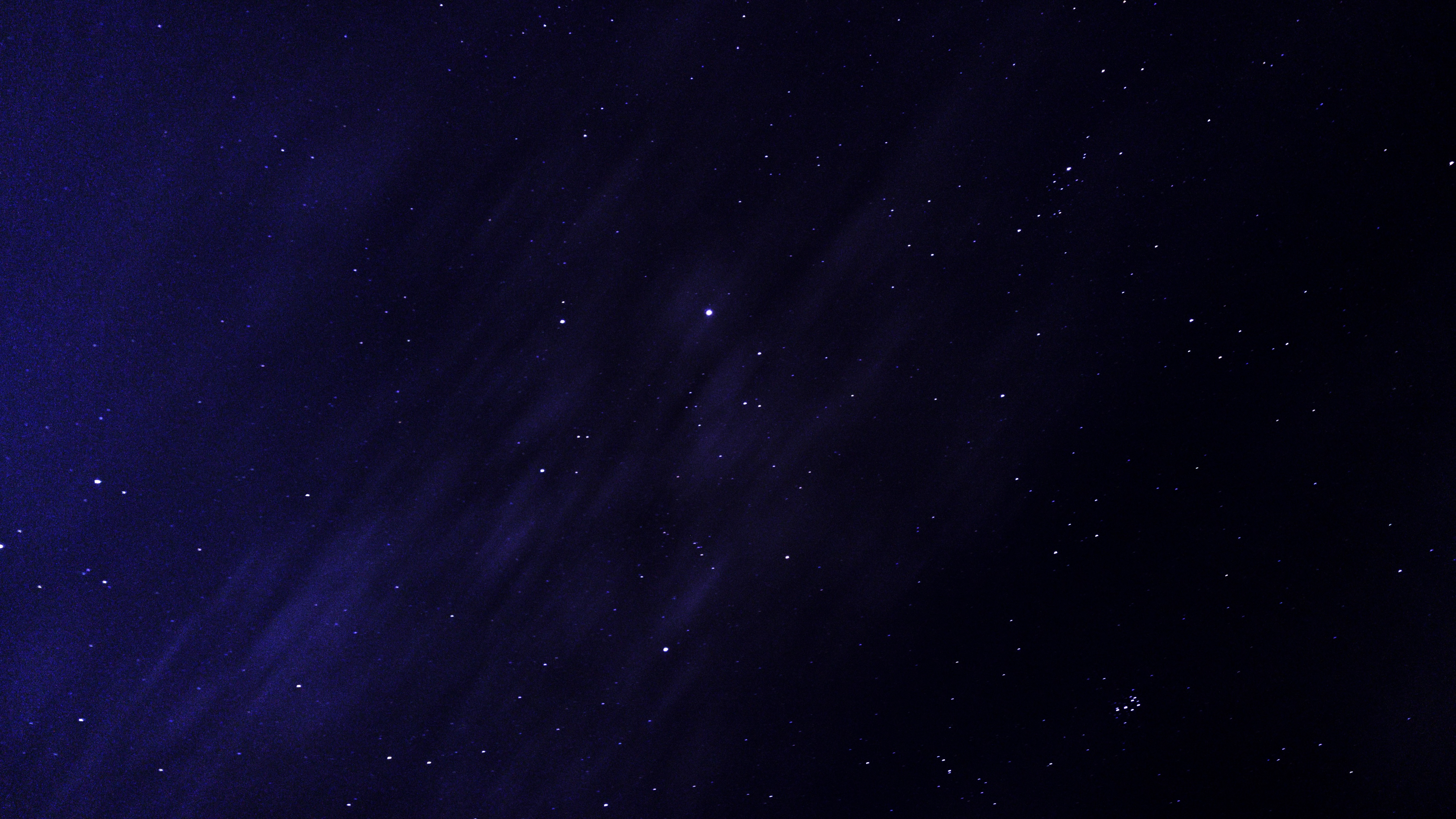 Download Die Original Wallpaper Des Samsung Galaxy S7: Starry Sky, Stars, Night, HD 4K Wallpaper