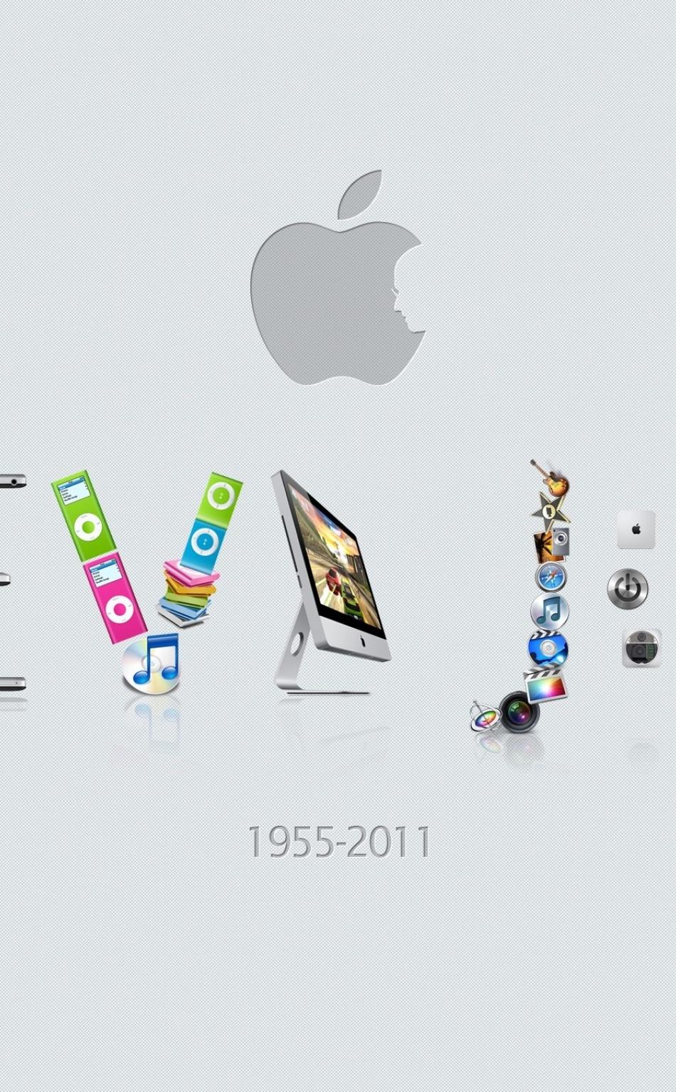 950x1534 Steve Jobs Apple Mac 950x1534 Resolution