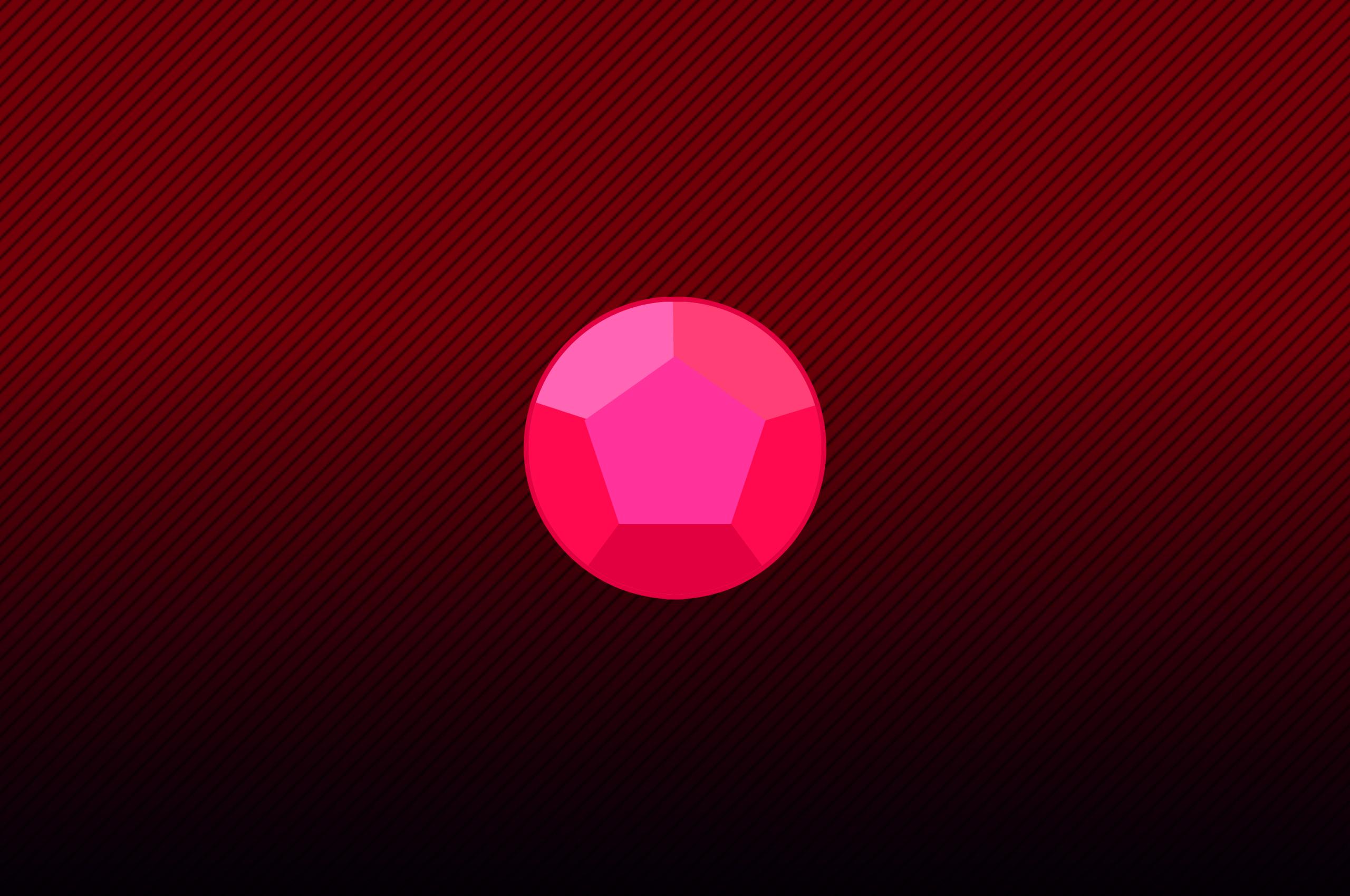 2560x1700 Steven Universe Minimalist Chromebook Pixel