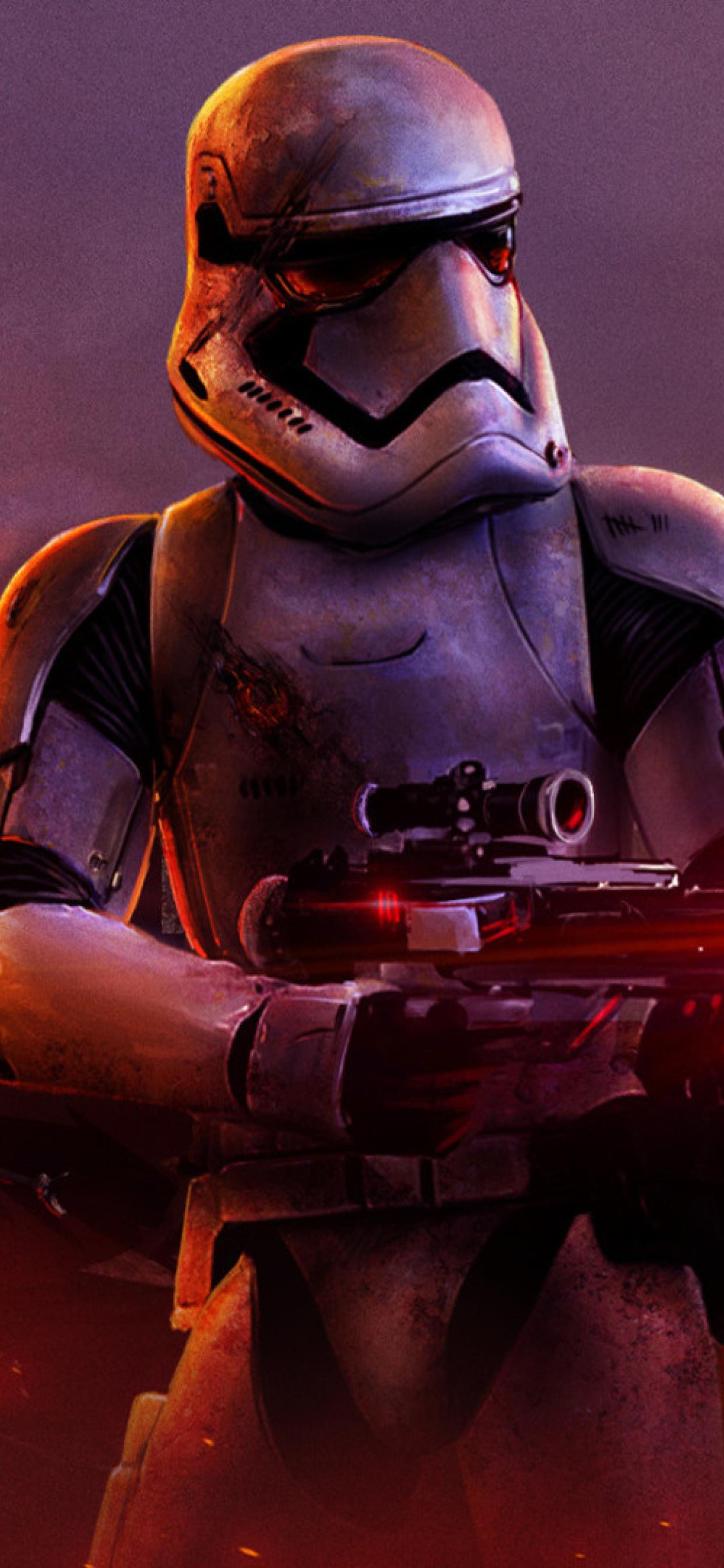 1242x2688 Stormtrooper Iphone XS MAX Wallpaper, HD Movies ...