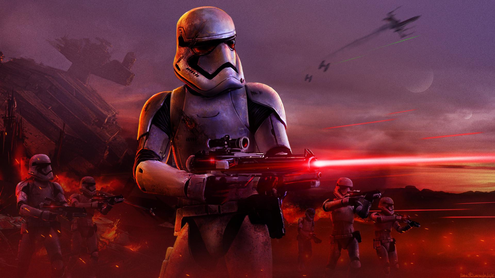Stormtrooper Wallpaper, HD Movies 4K