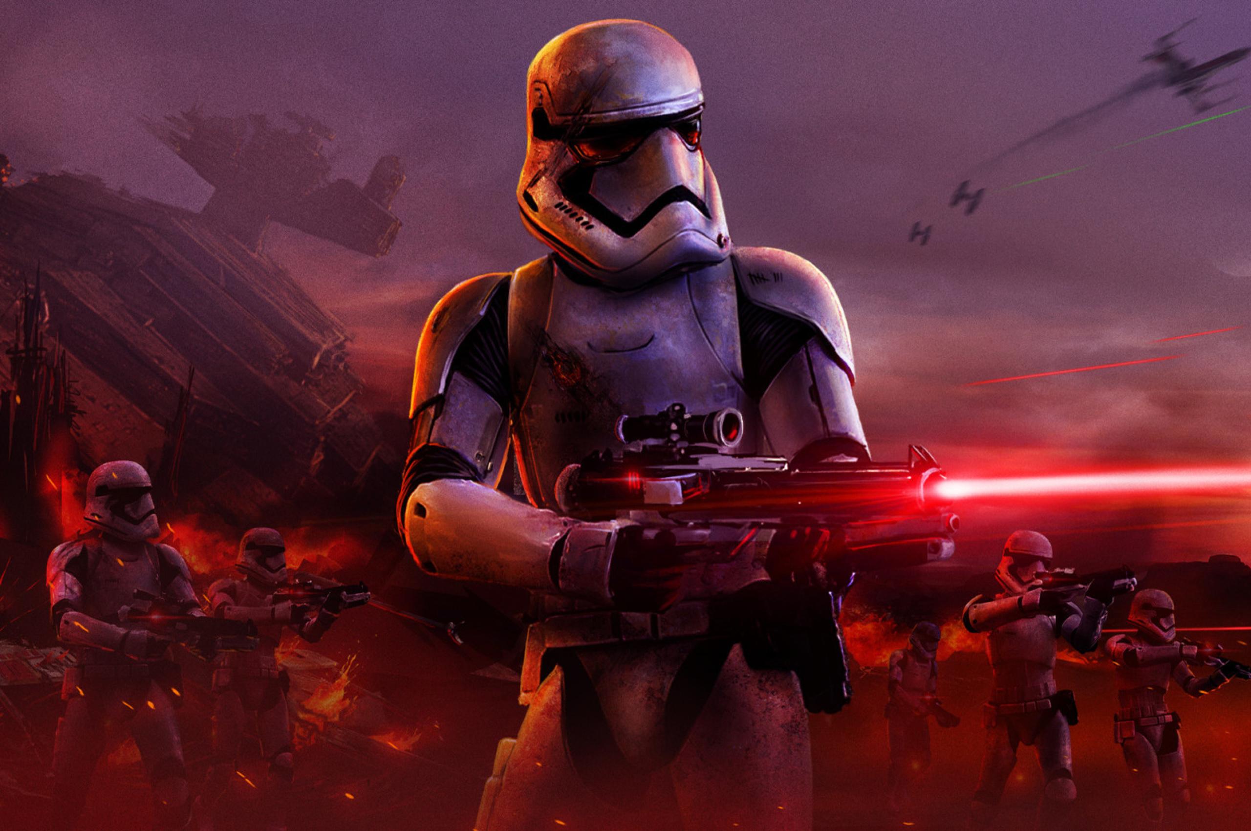 2560x1700 Stormtrooper Chromebook Pixel Wallpaper, HD ...