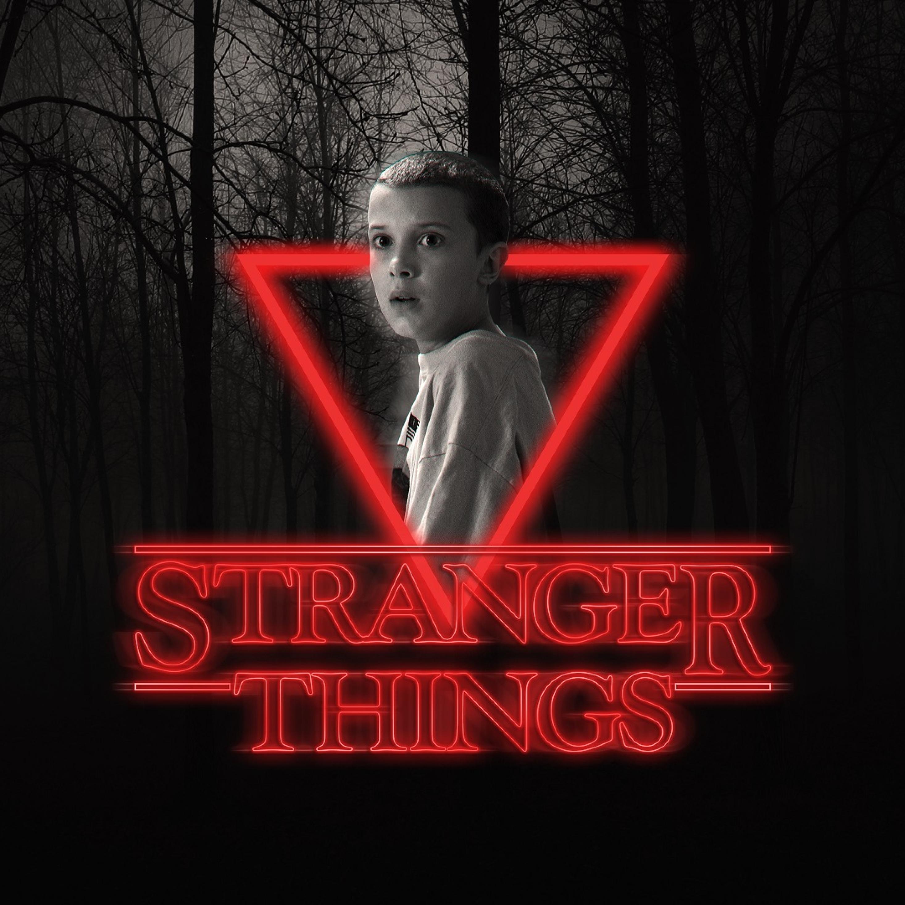 X2 Poster Stranger Things Eleven...
