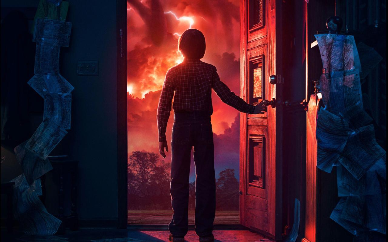 Download Stranger Things Season 2 2017 480x854 Resolution