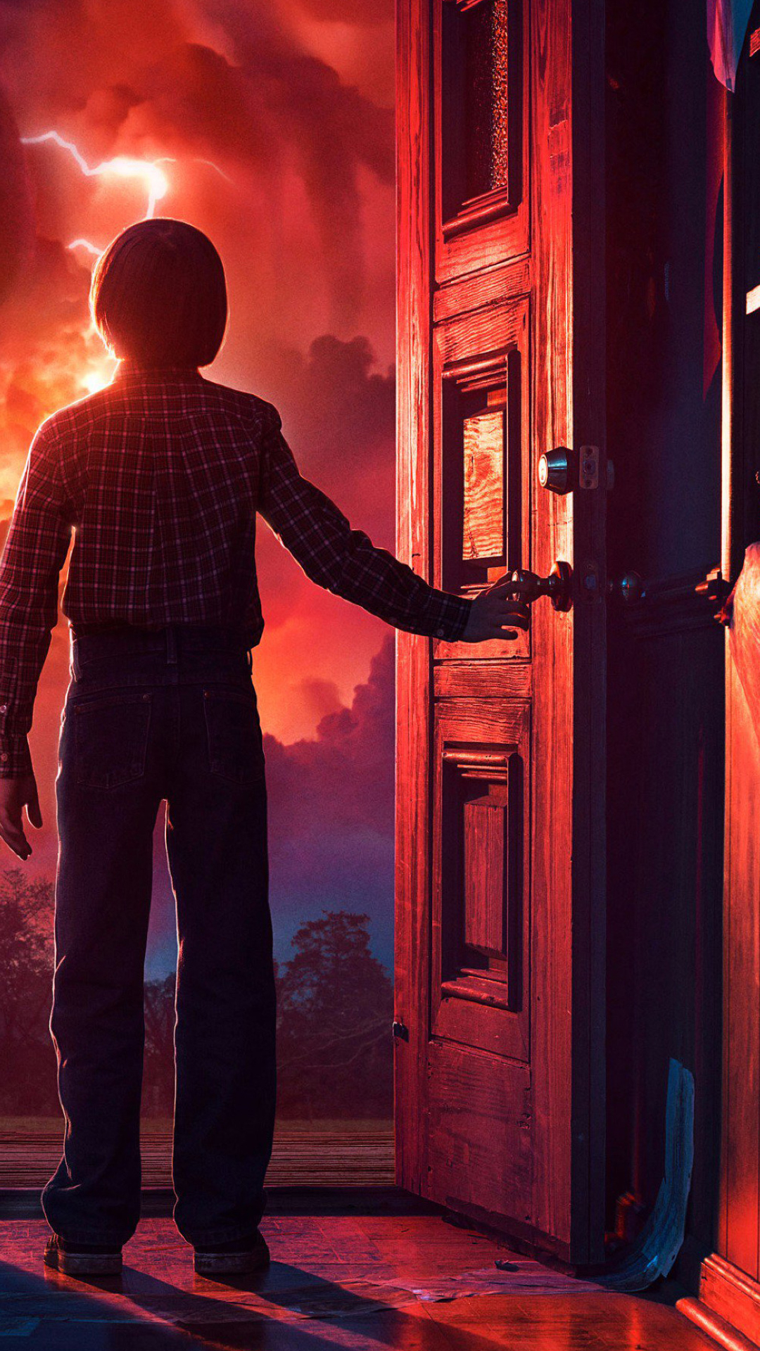 Stranger Things Season 2 2017  Full Hd 2k Wallpaper