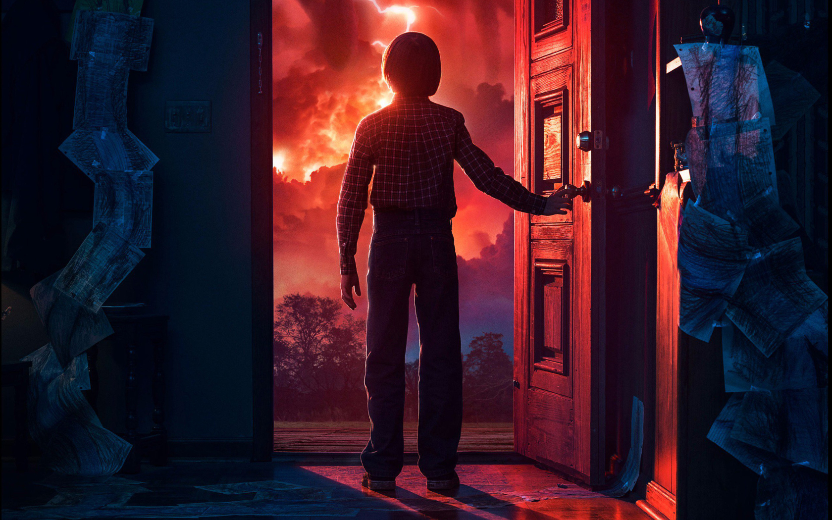 Stranger Things Season 2 2017, Full HD 2K Wallpaper