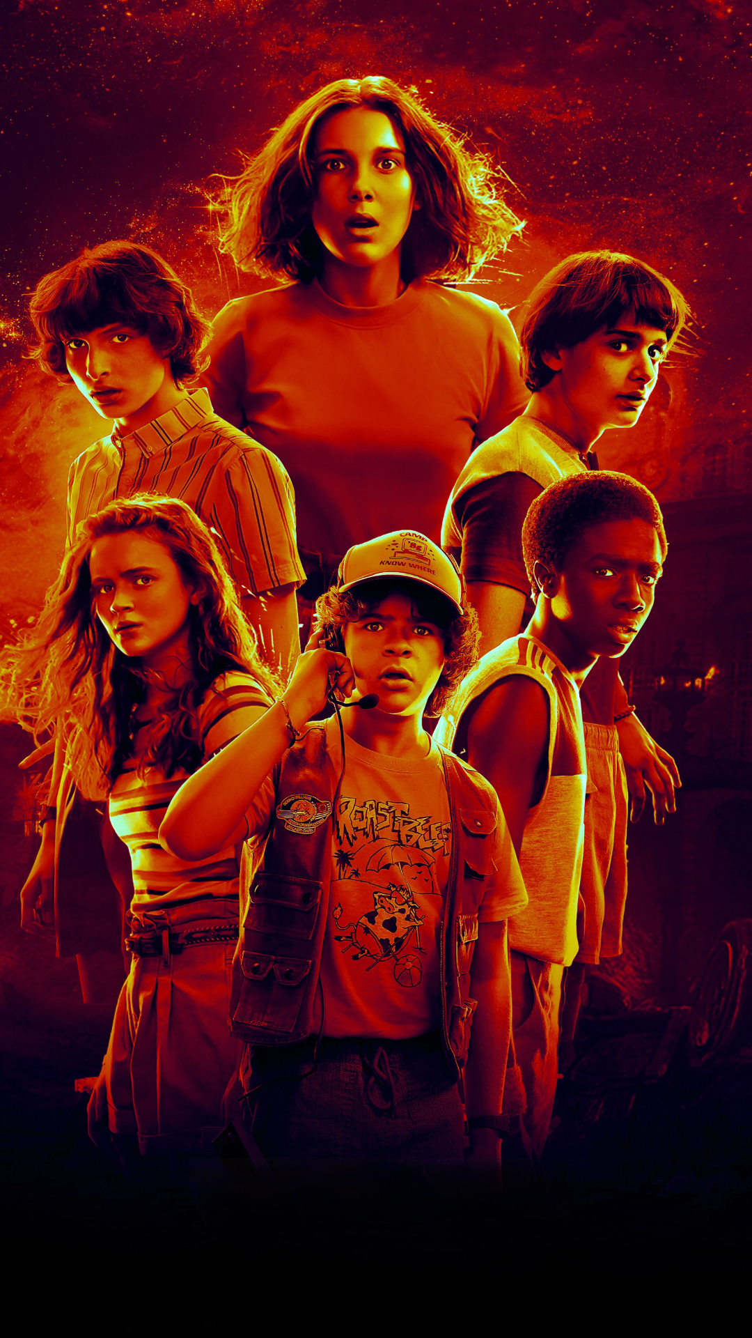 1080x1920 Stranger Things Season 3 Iphone 7 6s 6 Plus And
