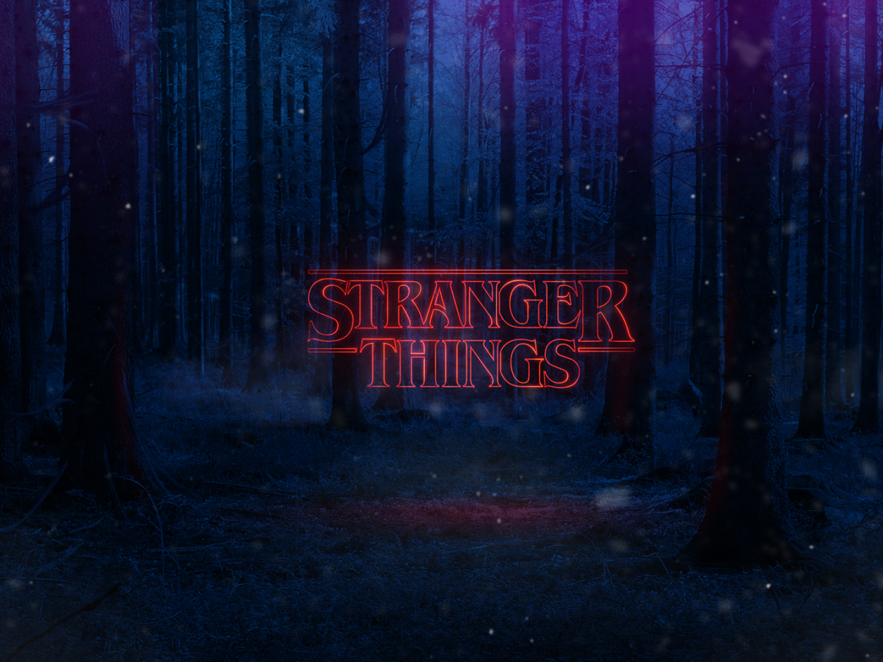 Stranger Things Text Poster, Full HD Wallpaper Wallpaper Hd For Mobile Samsung Galaxy S4