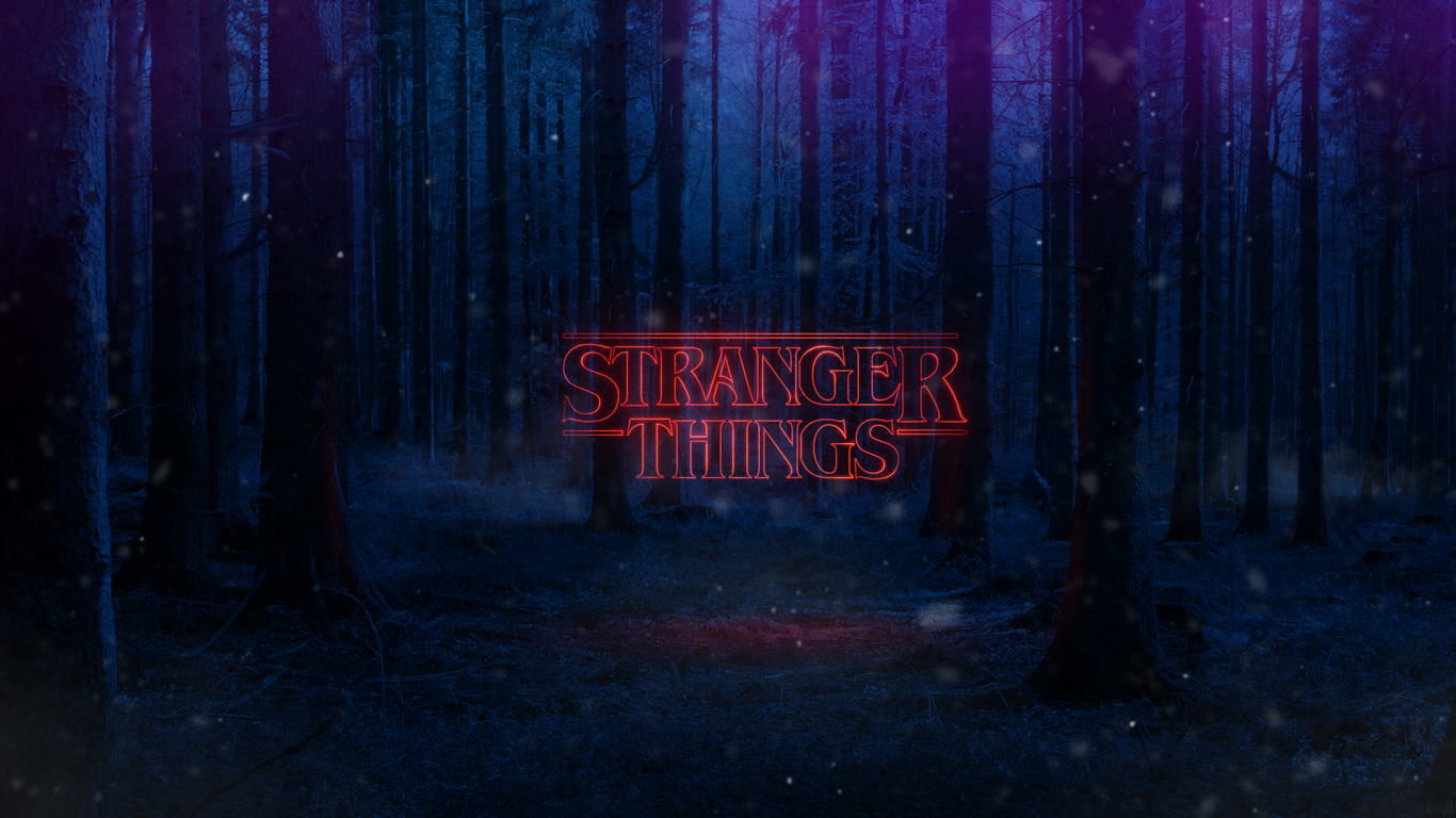 stranger wallpaper - photo #6