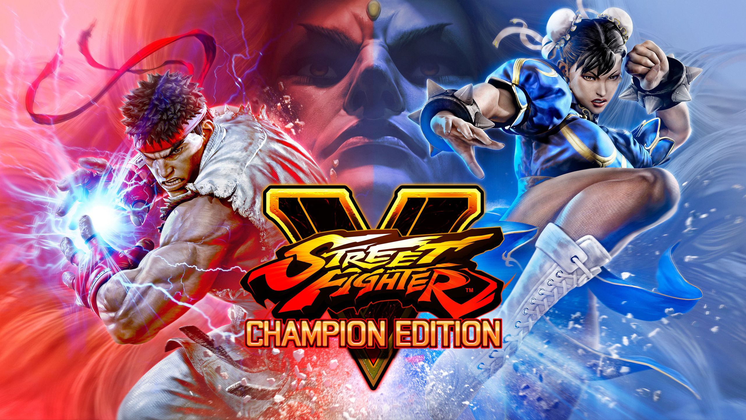 2560x1440 Street Fighter 5 Poster 1440P Resolution ...